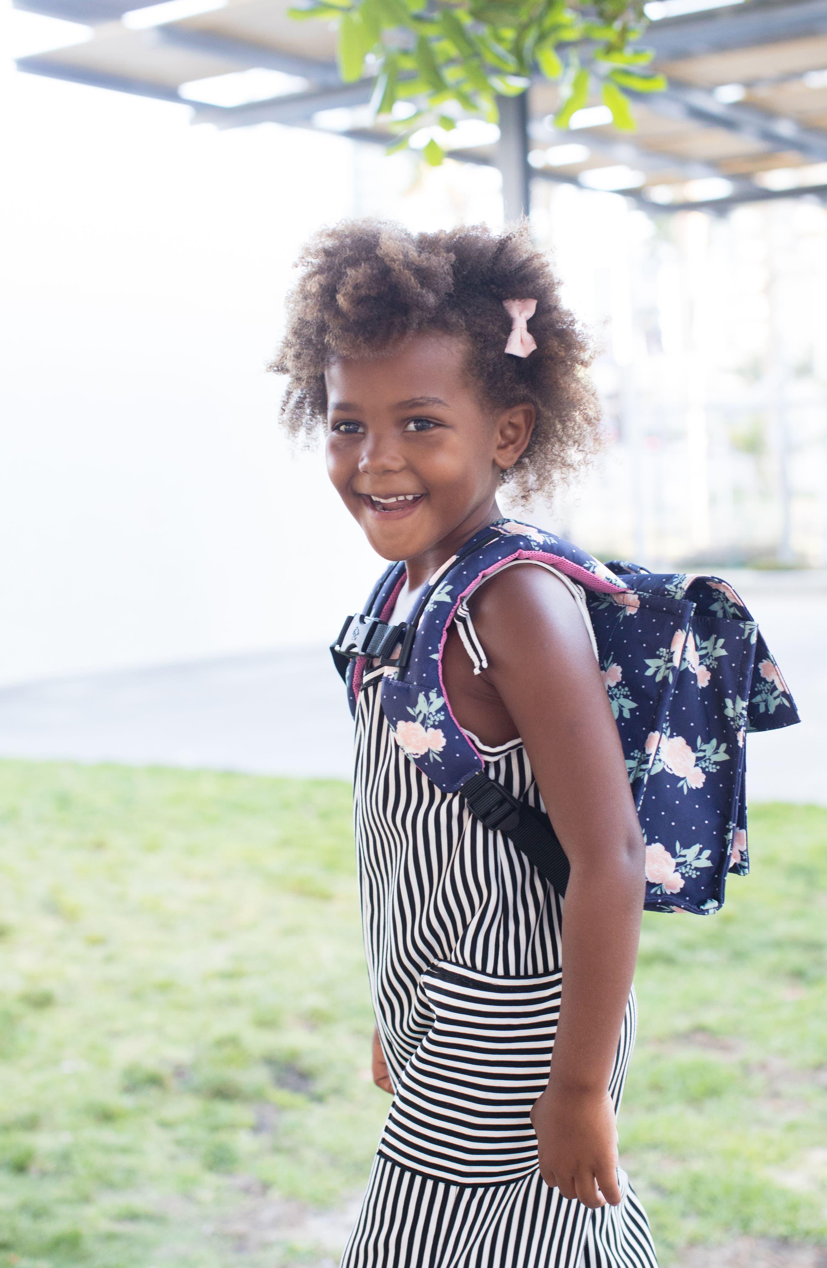 Blossom Backpack,                             Alternate thumbnail 5, color,                             BLOSSOM