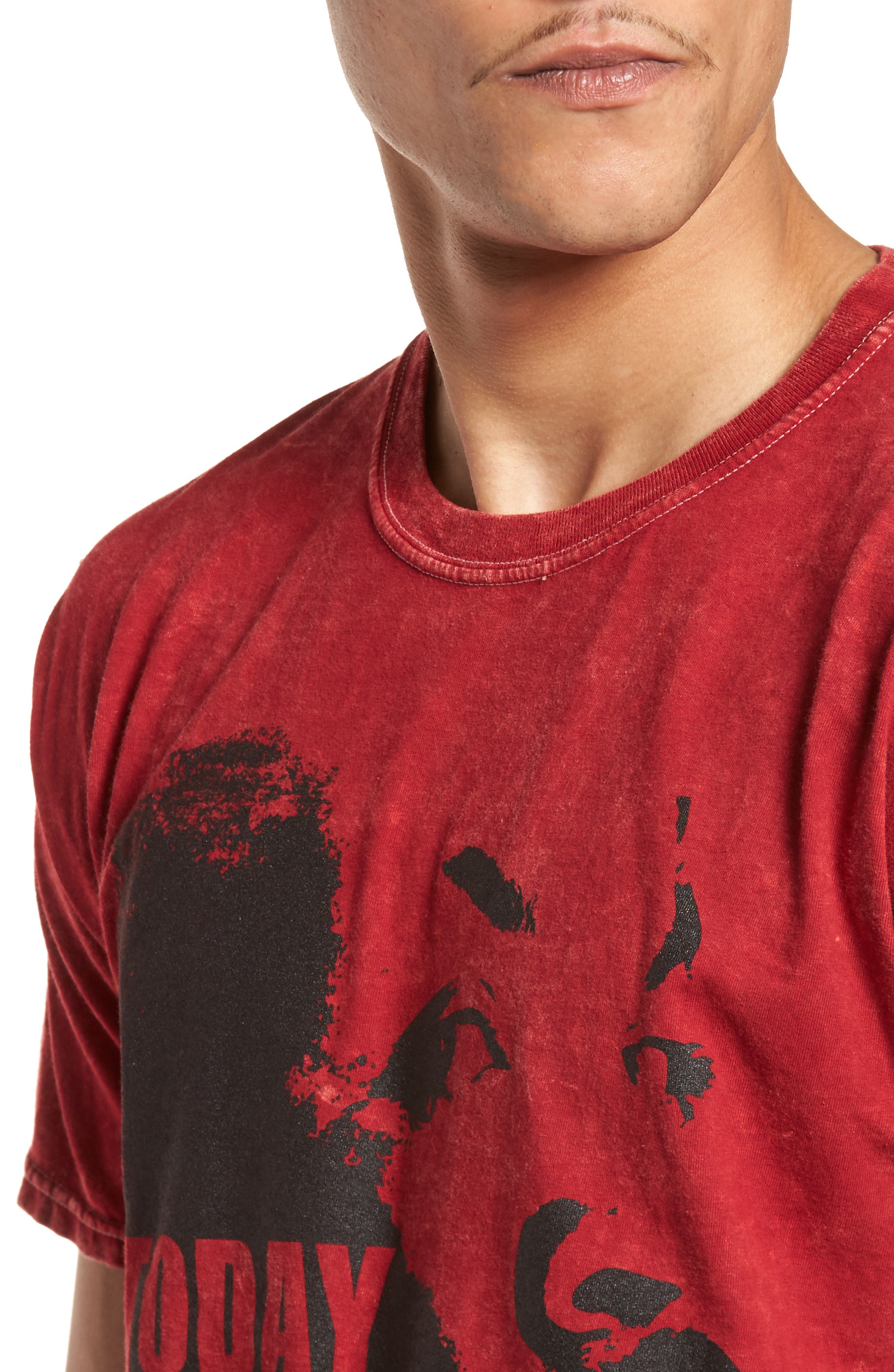 Good Day Graphic T-Shirt,                             Alternate thumbnail 4, color,