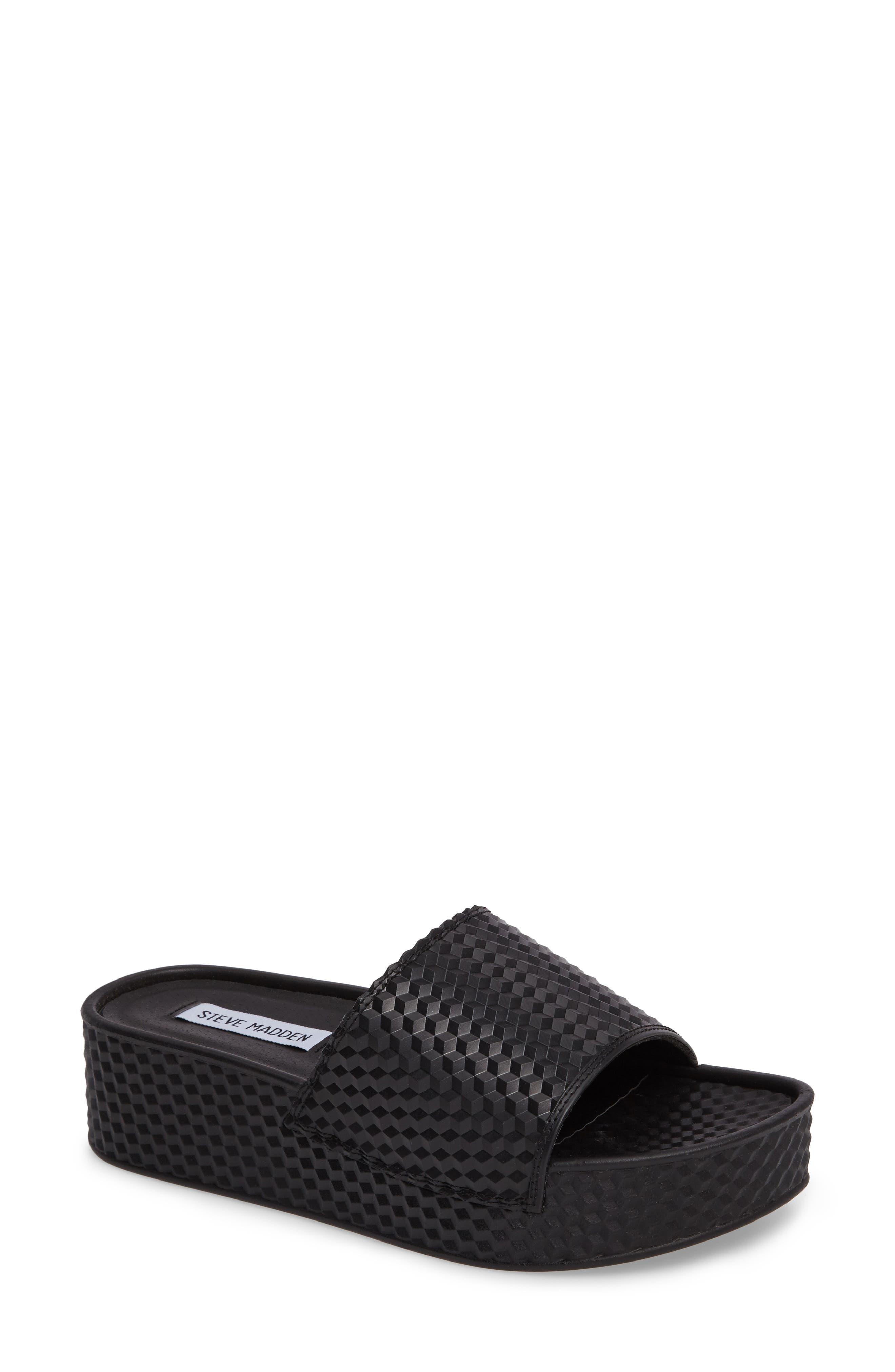 Sharpie Slide Sandal,                         Main,                         color, 006
