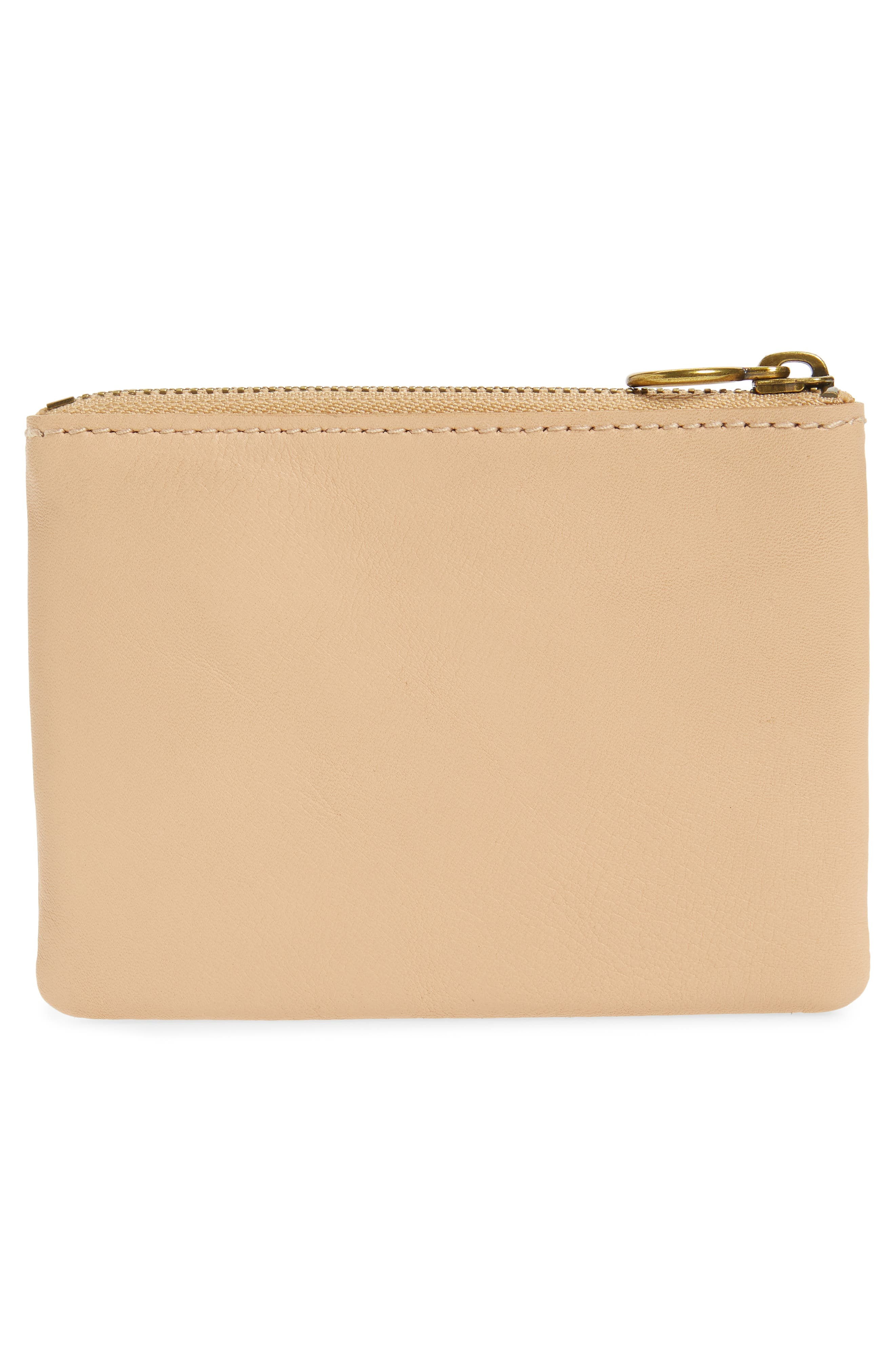 The Leather Pouch Wallet,                             Alternate thumbnail 4, color,                             900