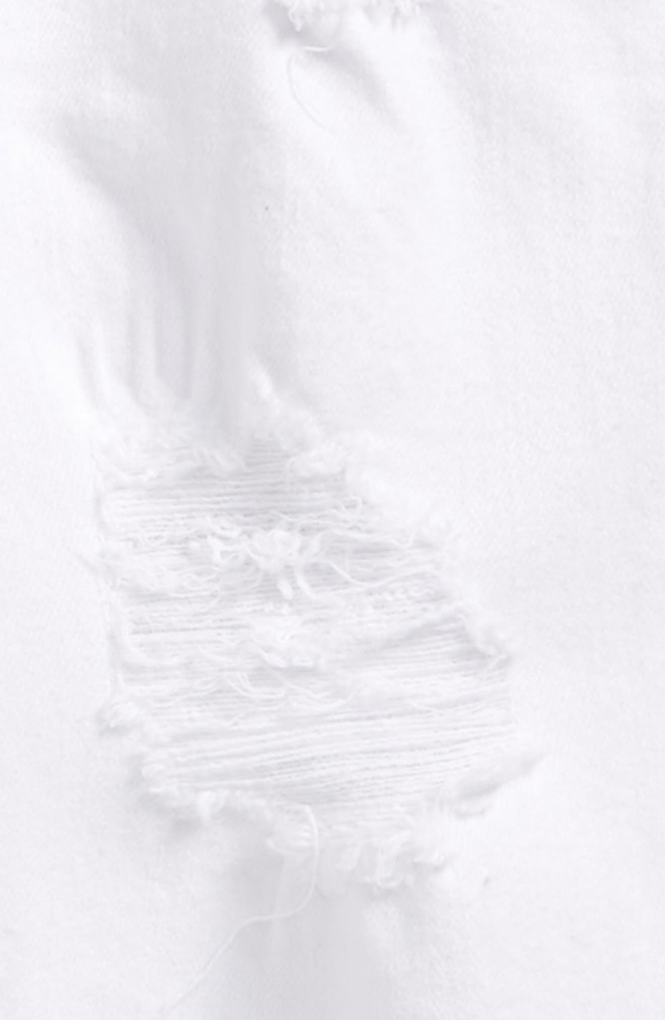 Jessa Crop Skinny Jeans,                             Alternate thumbnail 3, color,