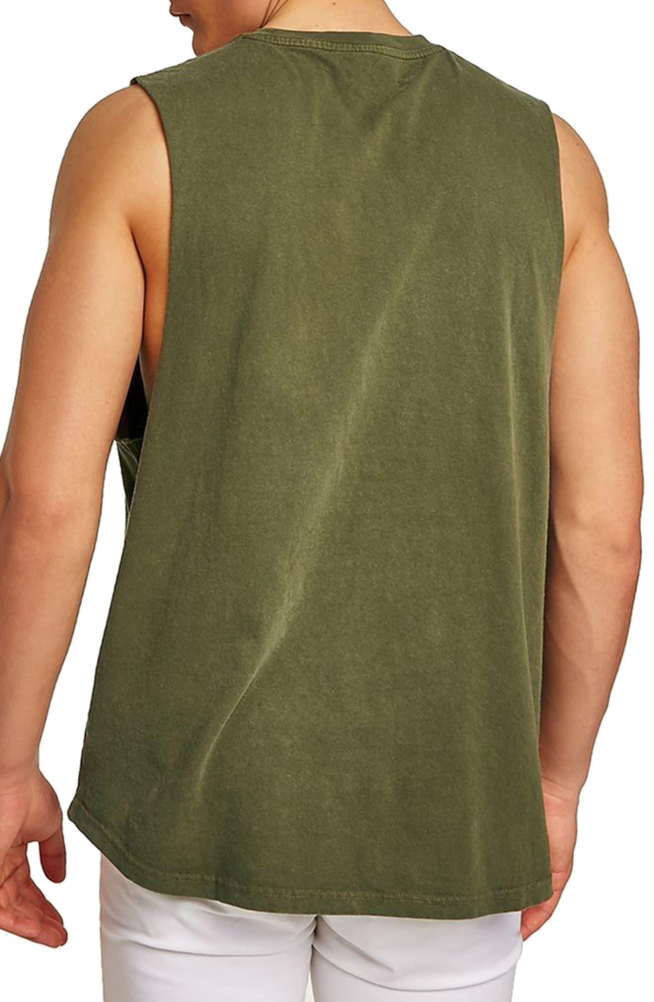 Drop Shoulder Tank,                             Alternate thumbnail 2, color,                             301
