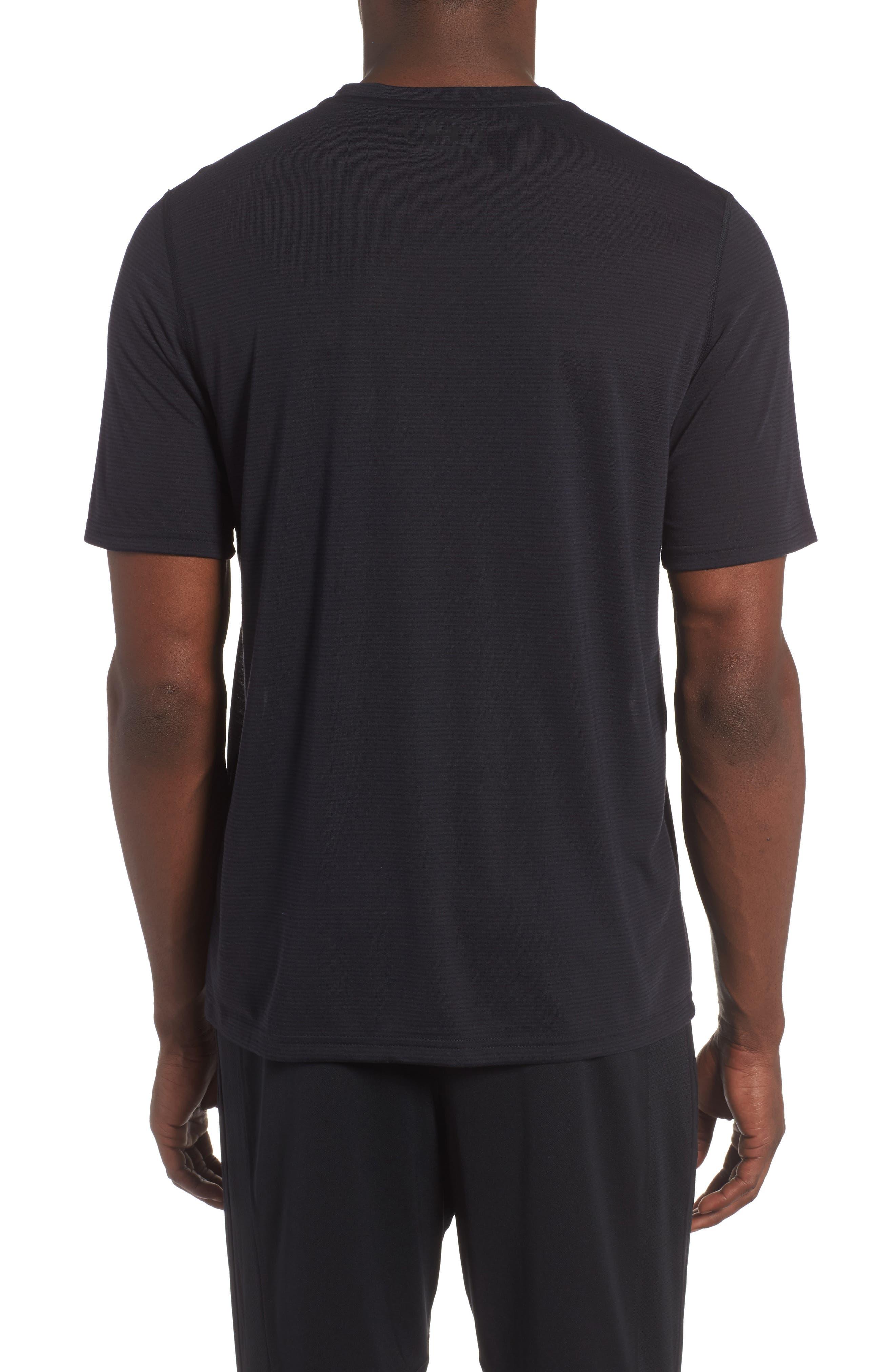 Threadborne Siro Regular Fit T-Shirt,                             Alternate thumbnail 2, color,                             001