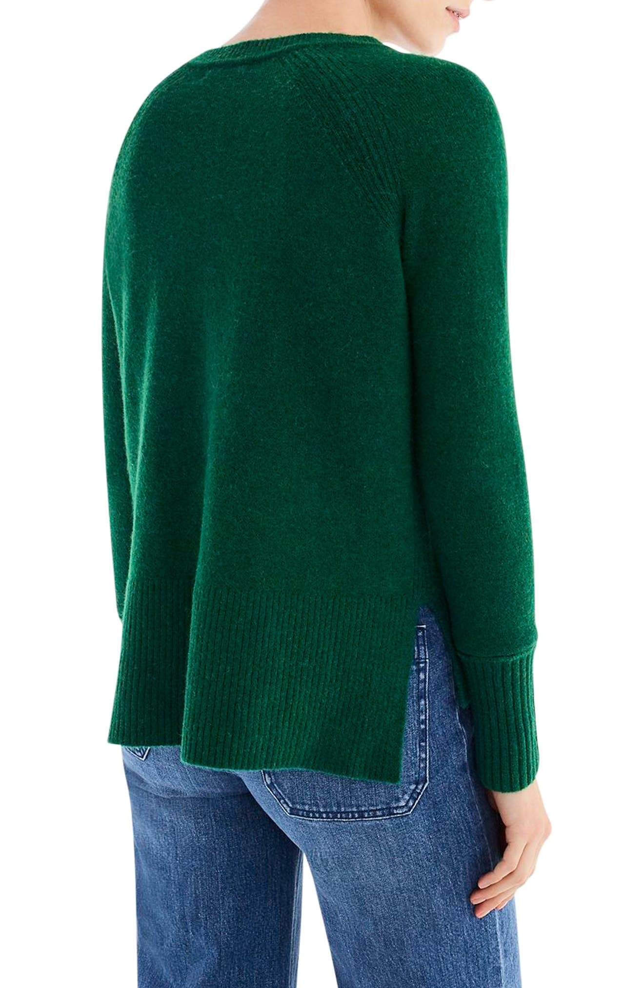 Supersoft Yarn V-Neck Sweater,                             Alternate thumbnail 15, color,