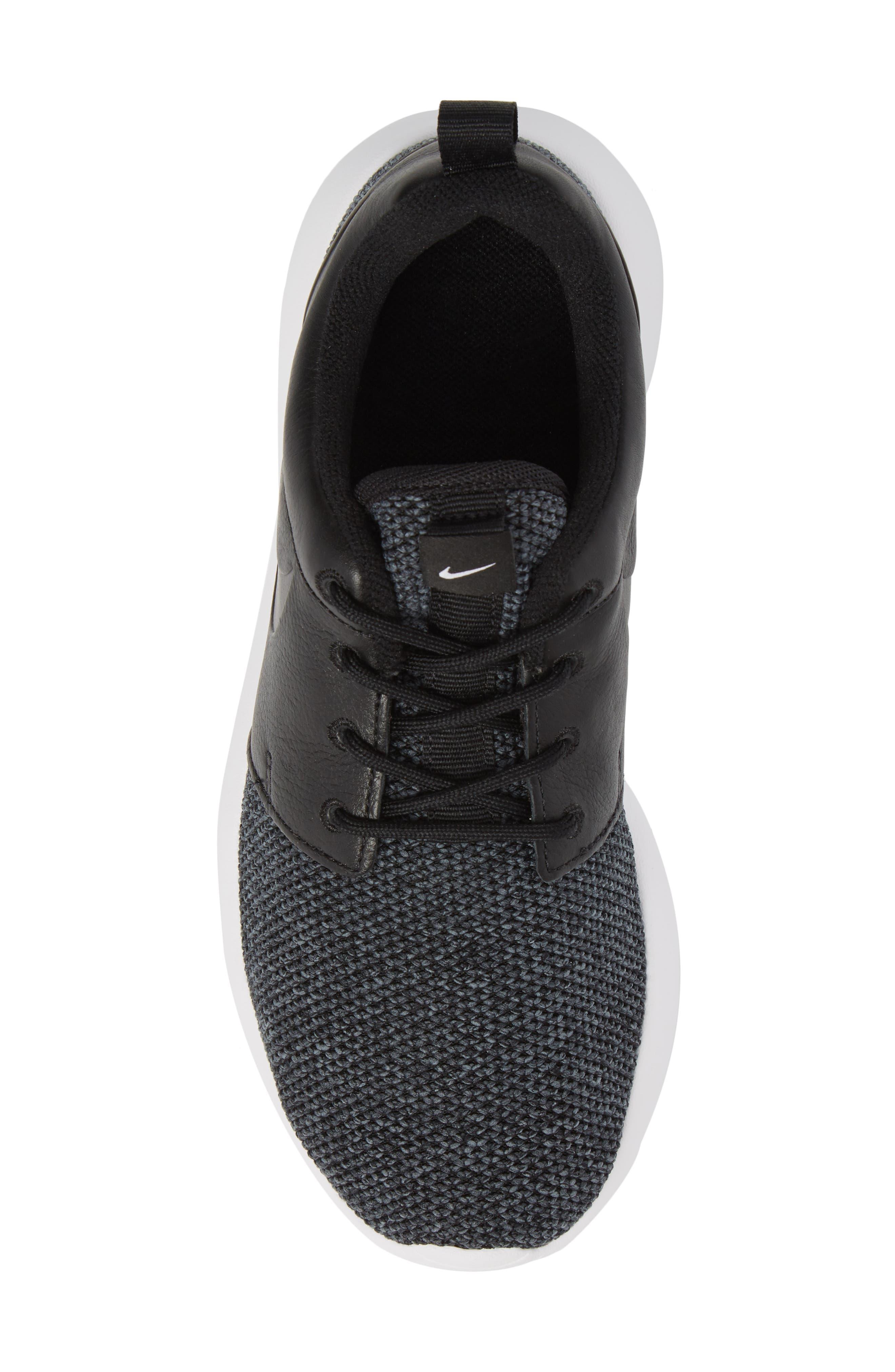 Roshe One Knit Sneaker,                             Alternate thumbnail 9, color,