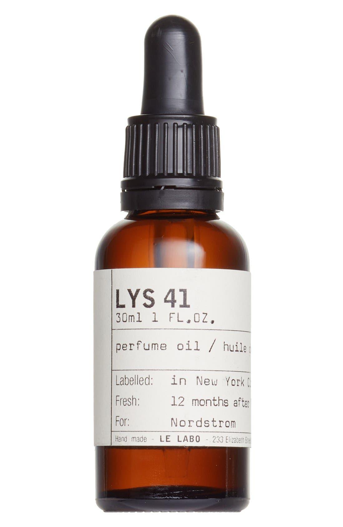 'Lys 41' Perfume Oil,                             Main thumbnail 1, color,                             NO COLOR