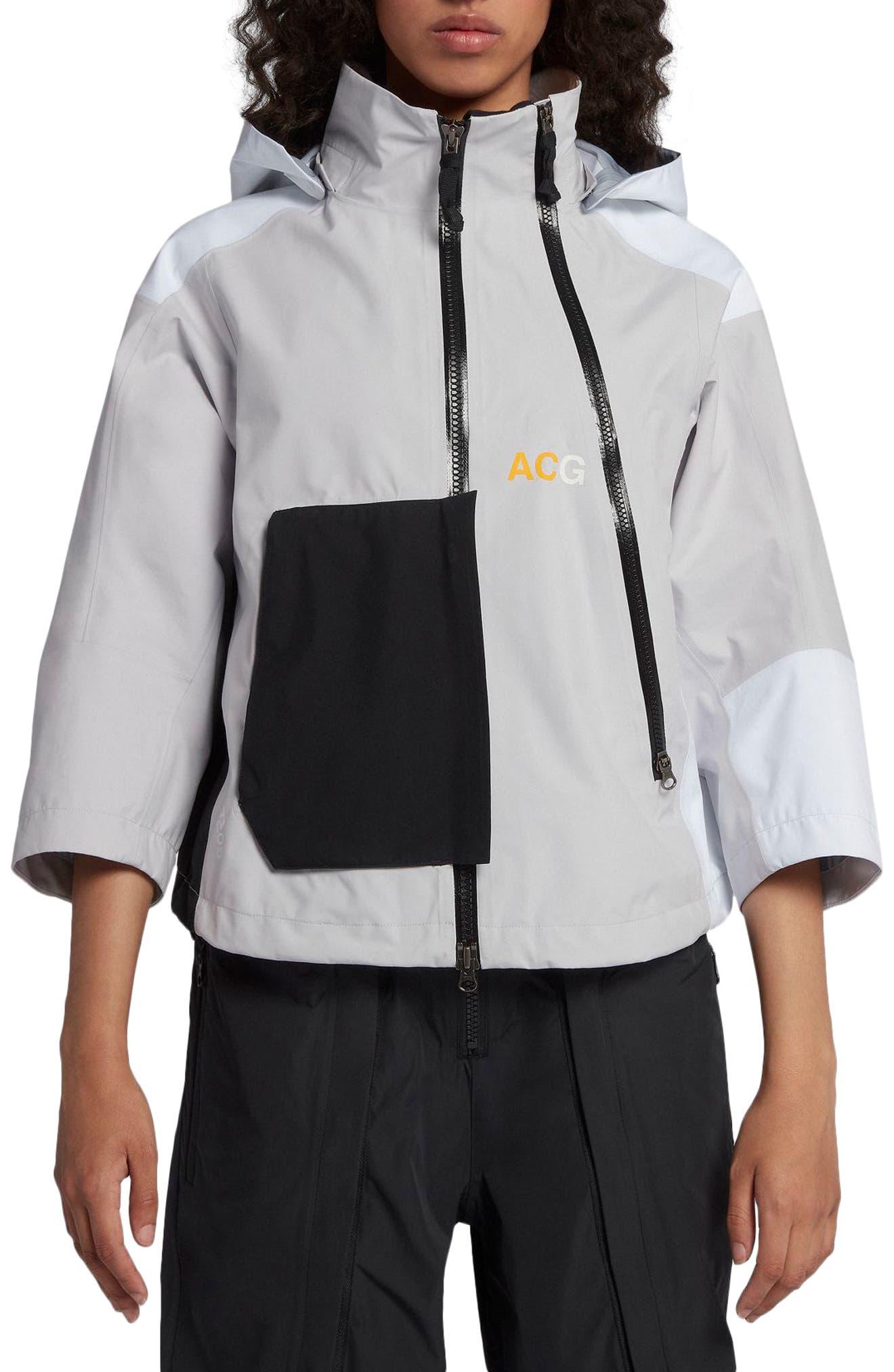 NikeLab ACG Gore-Tex<sup>®</sup> Women's Jacket,                             Alternate thumbnail 5, color,