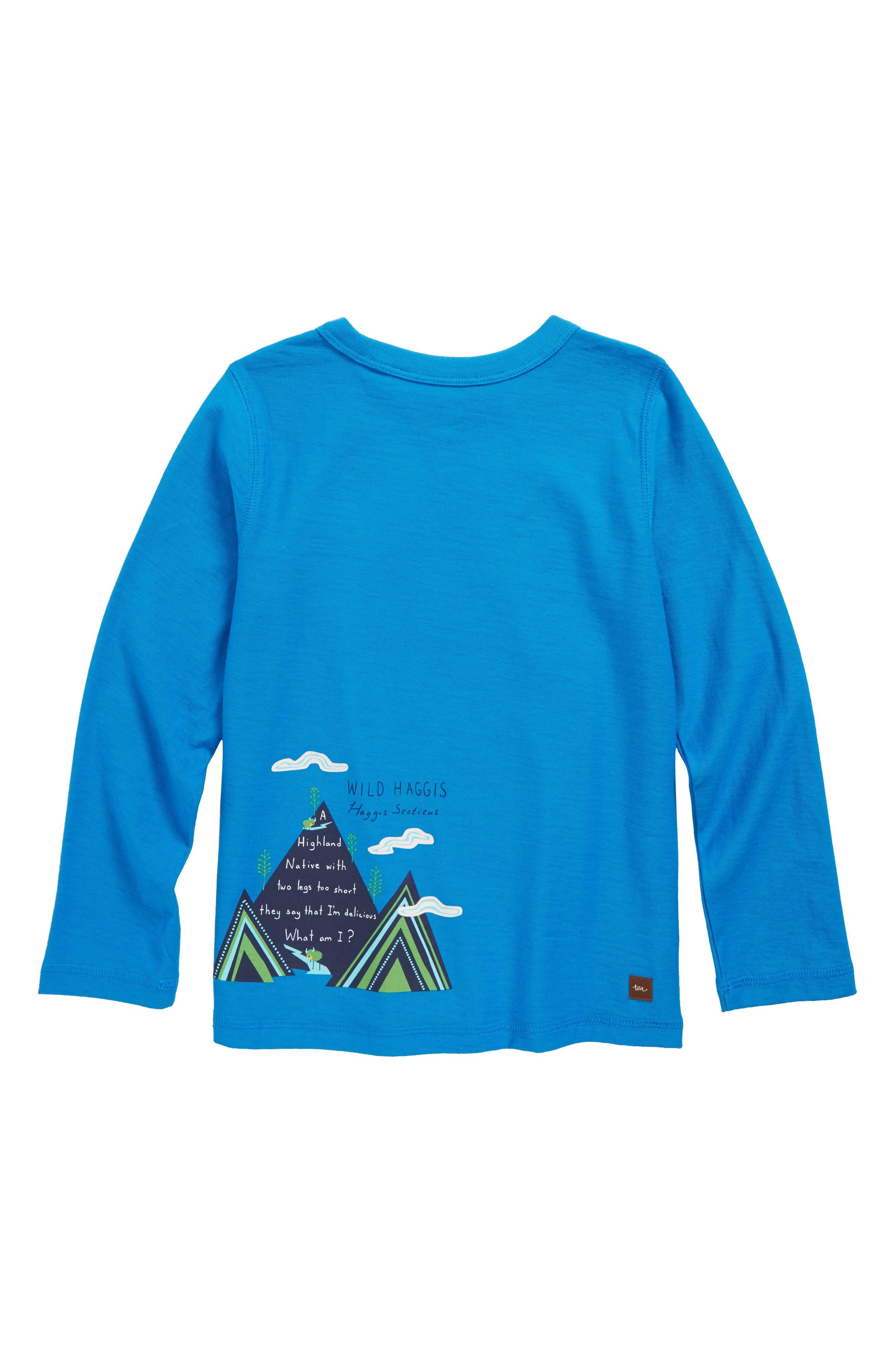Wild Haggis T-Shirt,                             Alternate thumbnail 2, color,                             487