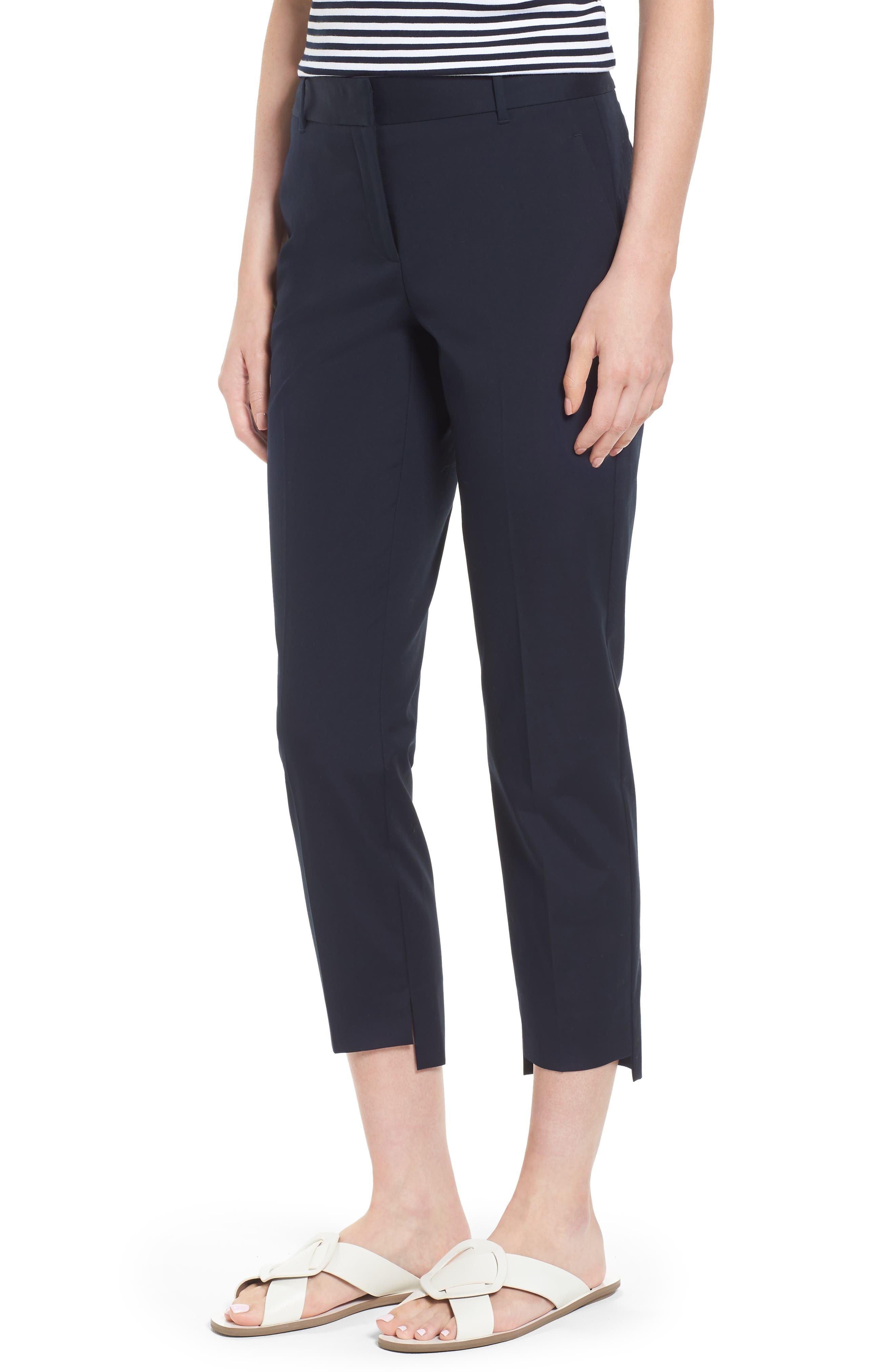 High/Low Crop Pants,                             Main thumbnail 2, color,