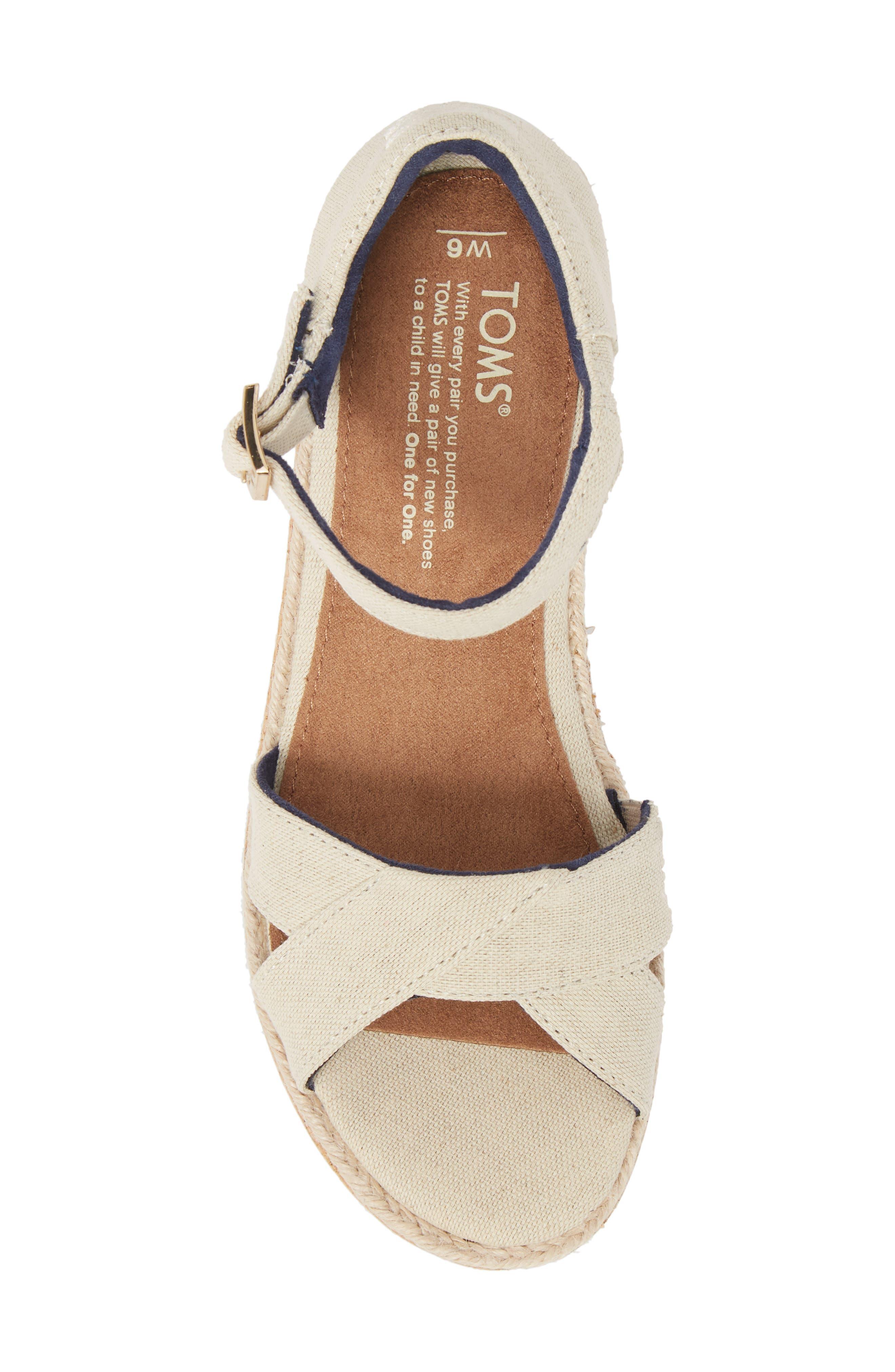 Harper Platform Sandal,                             Alternate thumbnail 10, color,
