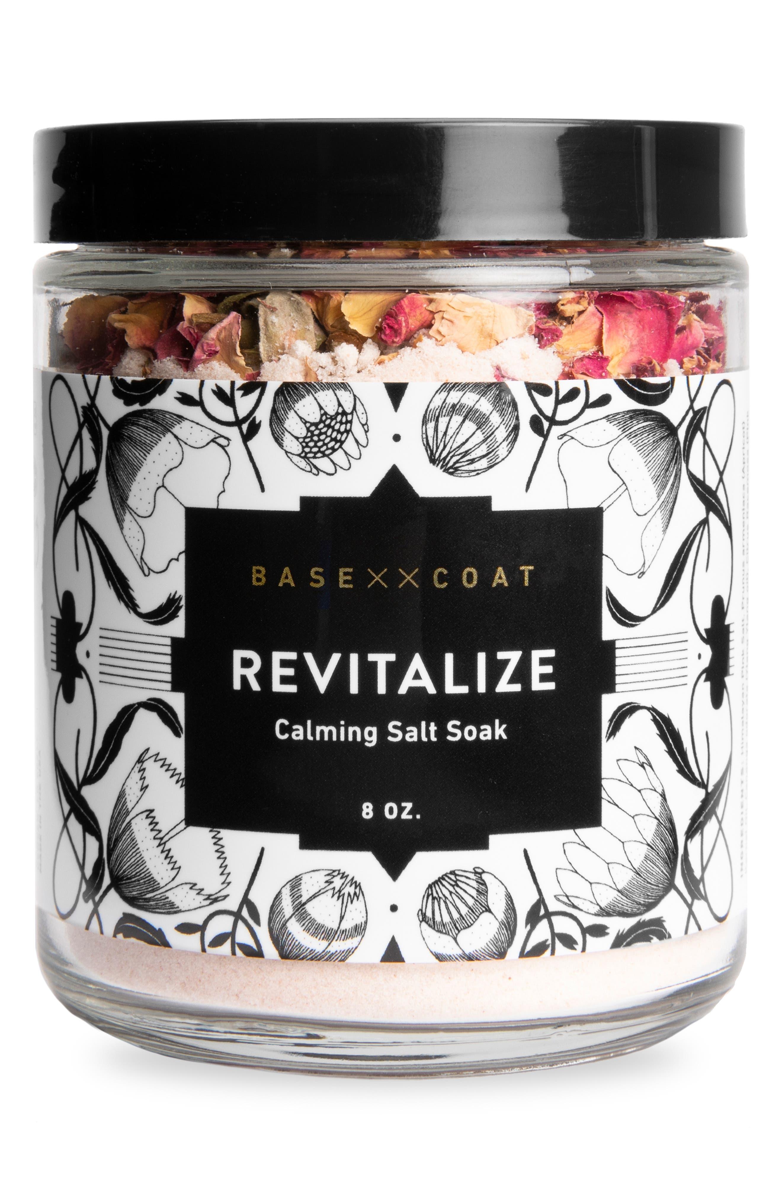 Revitalize Calming Salt Soak,                             Main thumbnail 1, color,                             NO COLOR