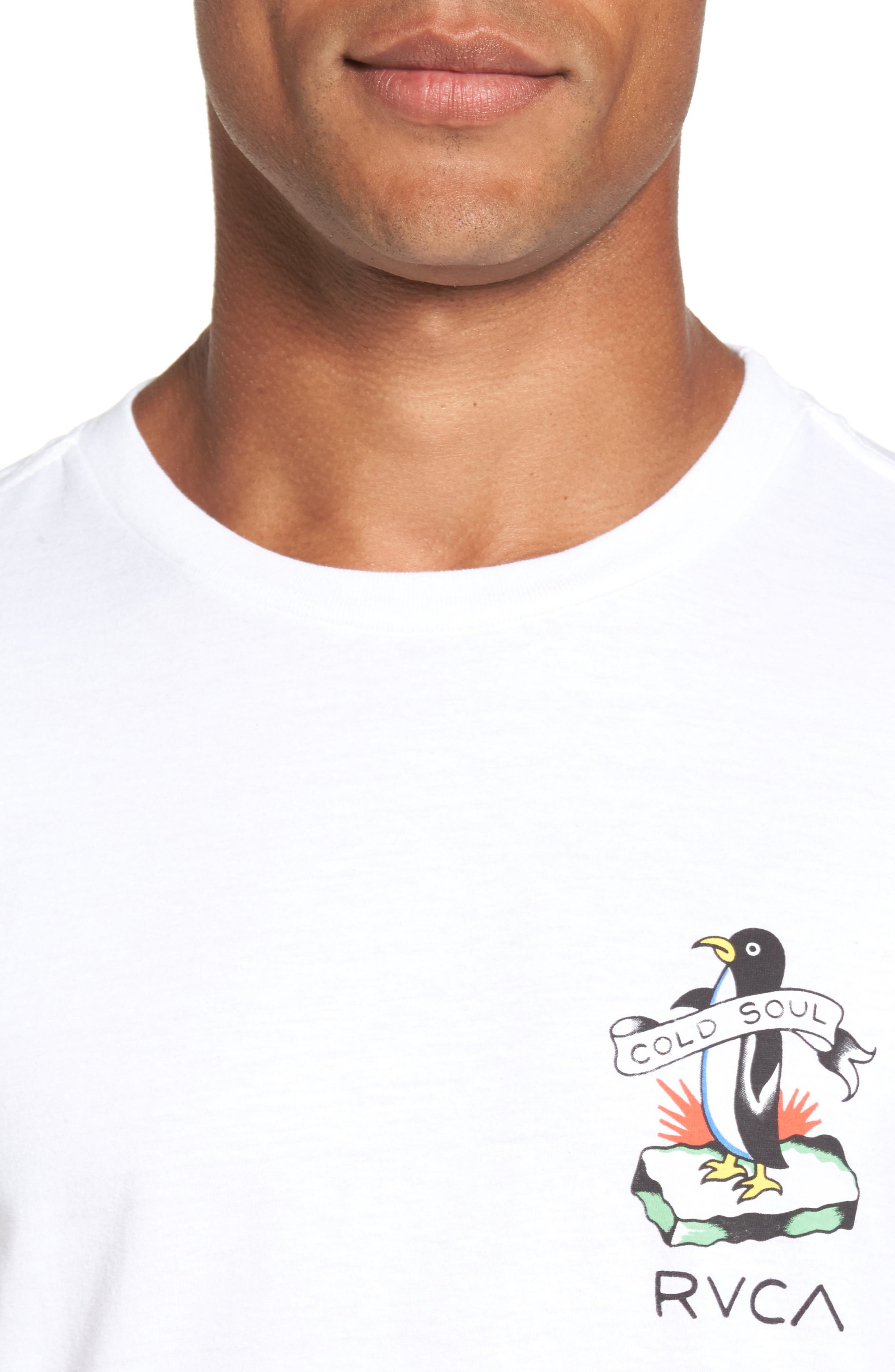 Cold Soul Graphic T-Shirt,                             Alternate thumbnail 4, color,                             100