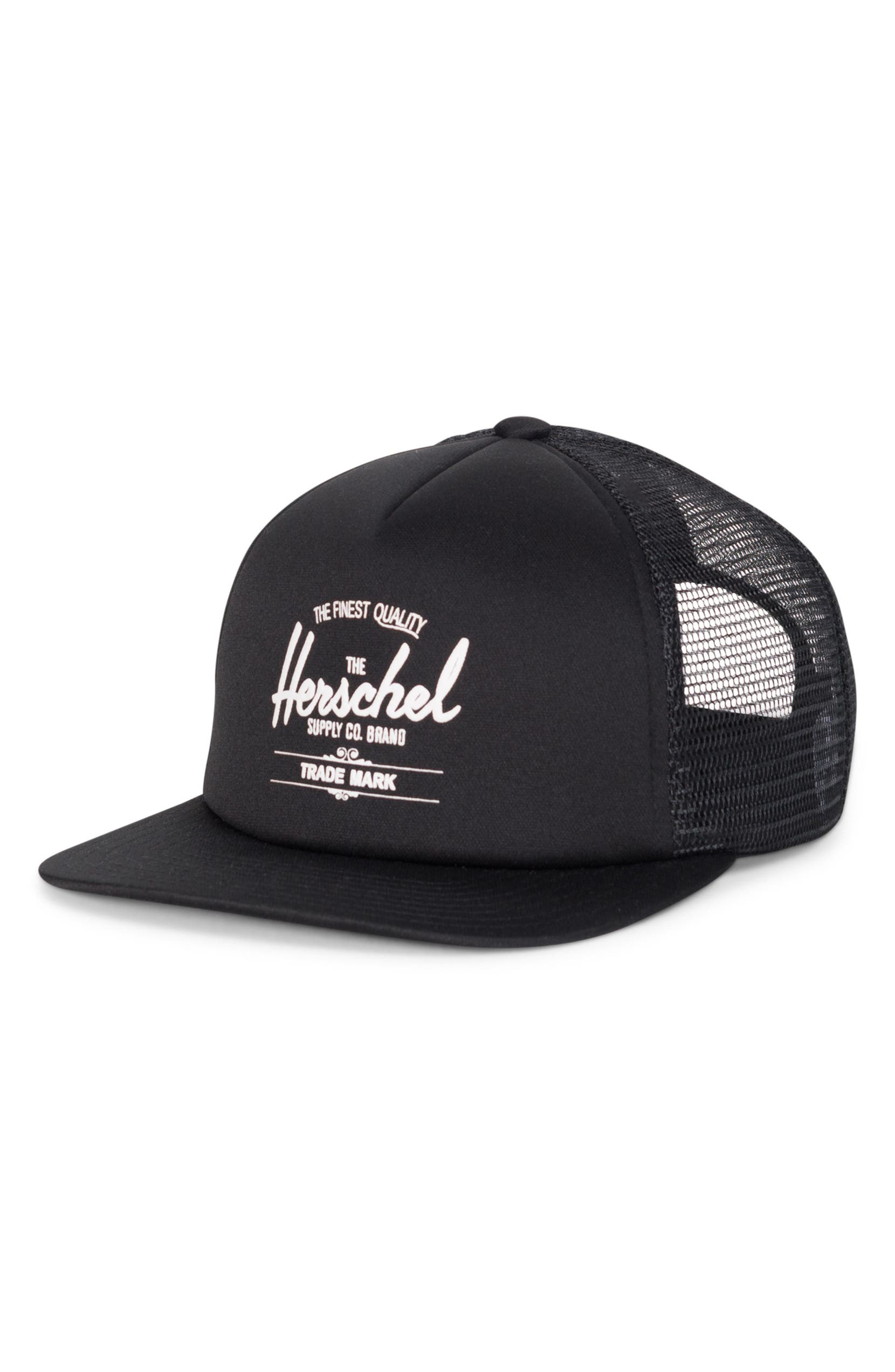 Herschel Supply Co. Whaler Trucker Hat  1b2a78d58b4
