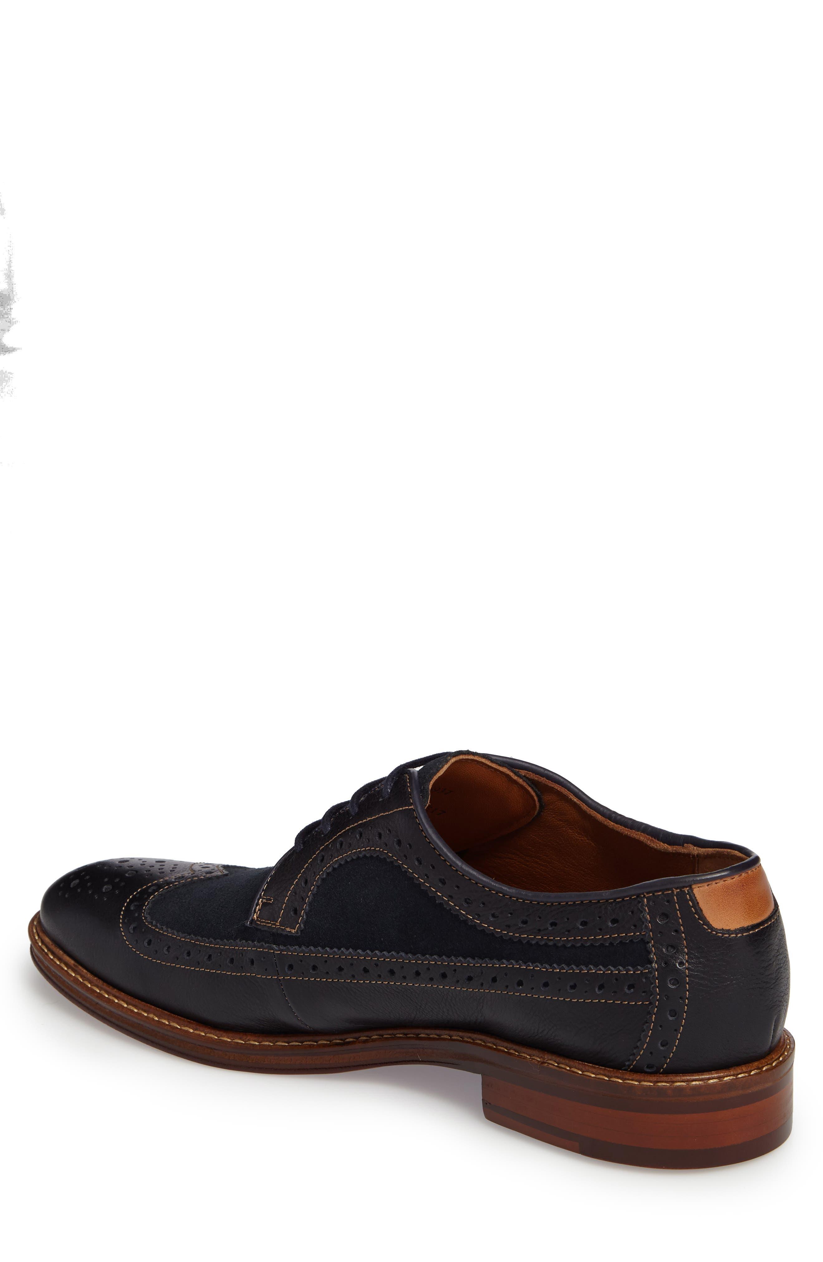 Warner Spectator Shoe,                             Alternate thumbnail 6, color,