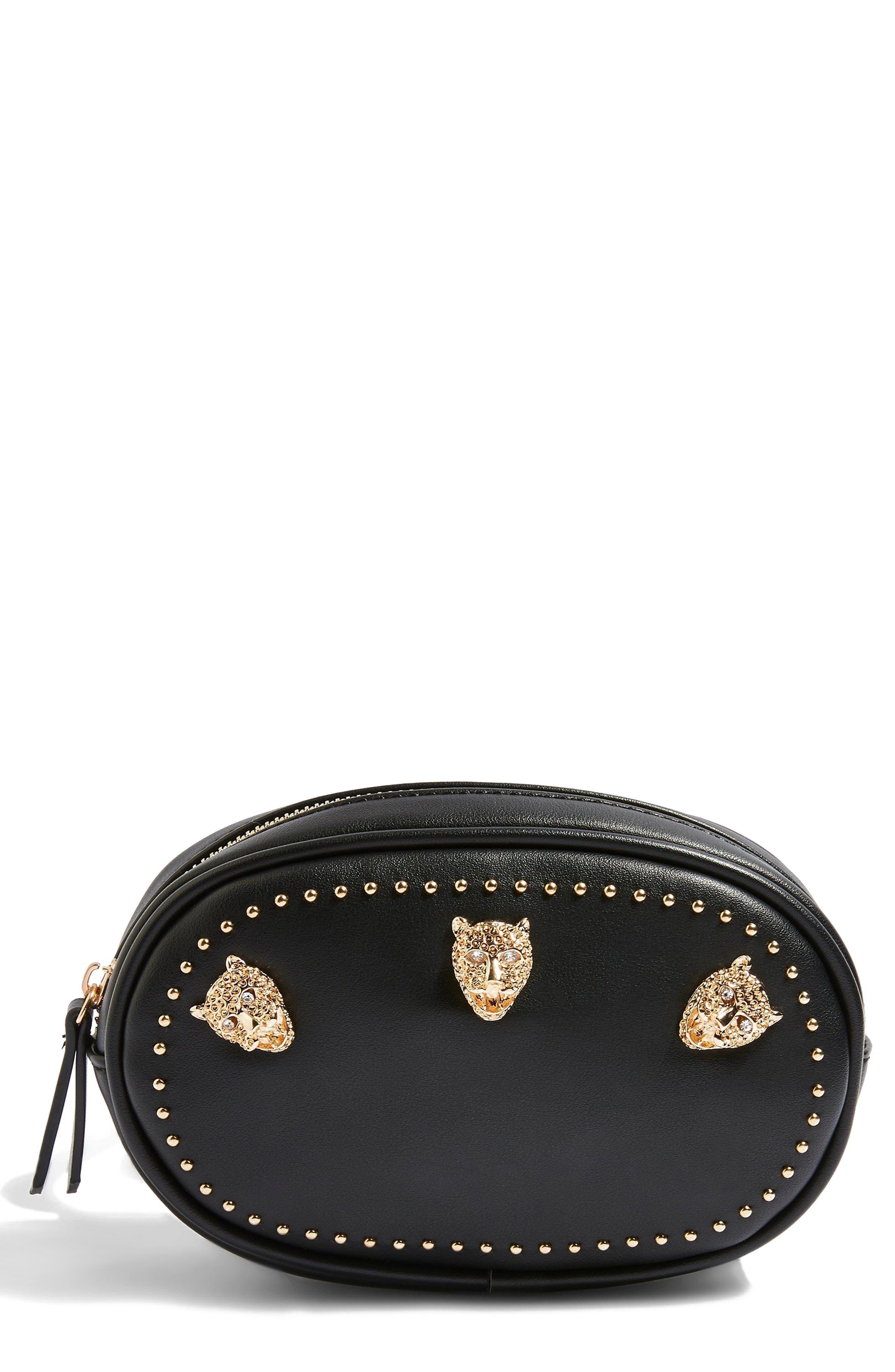 Panther Bum Bag, Main, color, 001
