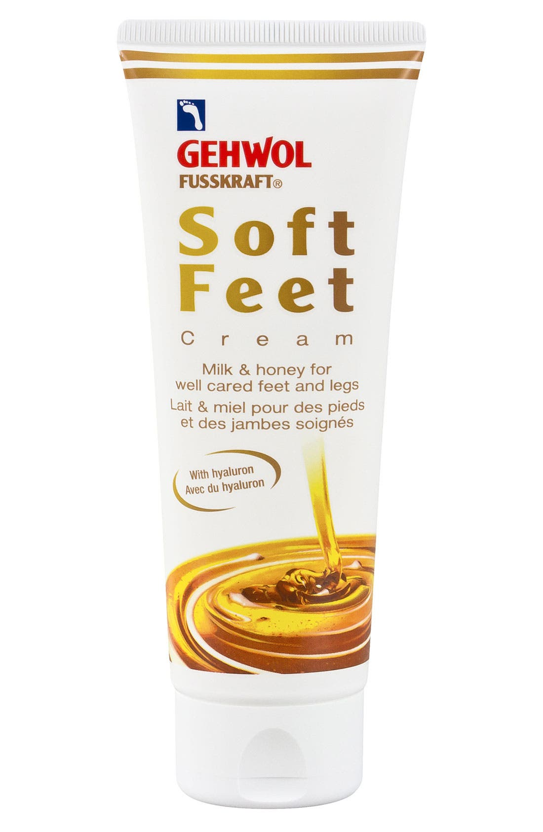 Foot Care 'Soft Feet' Cream,                             Main thumbnail 1, color,                             NO COLOR