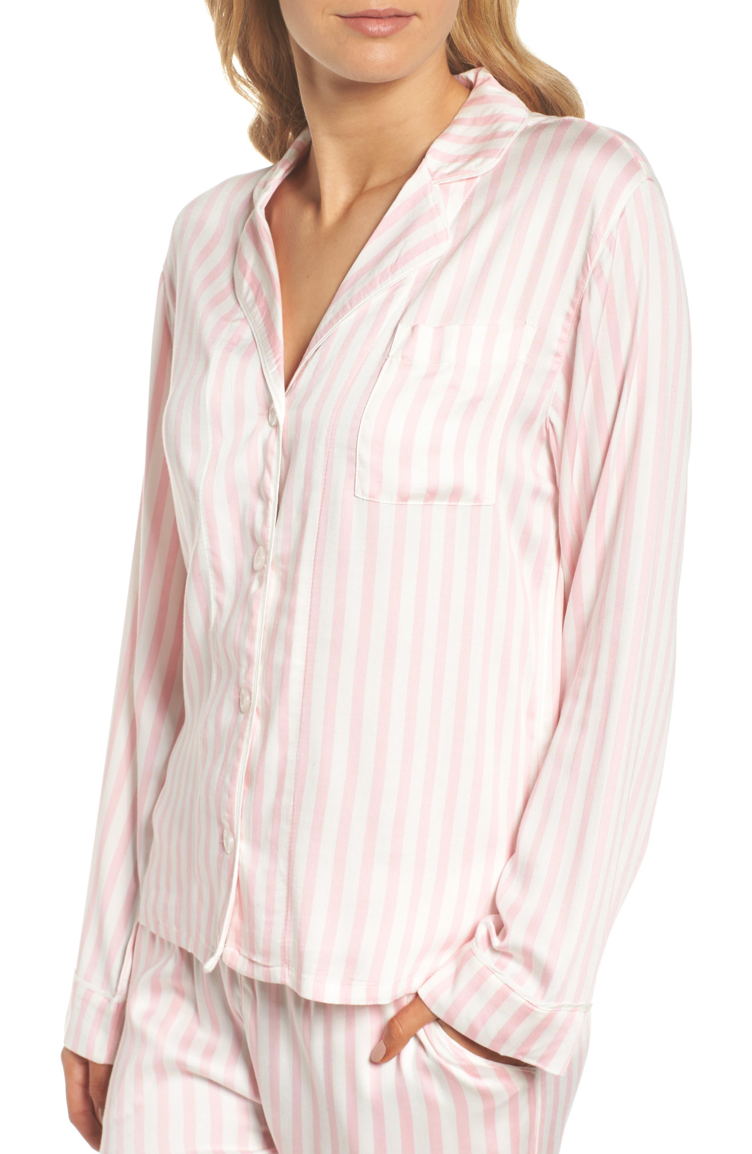 Stripe Pajamas,                             Alternate thumbnail 8, color,