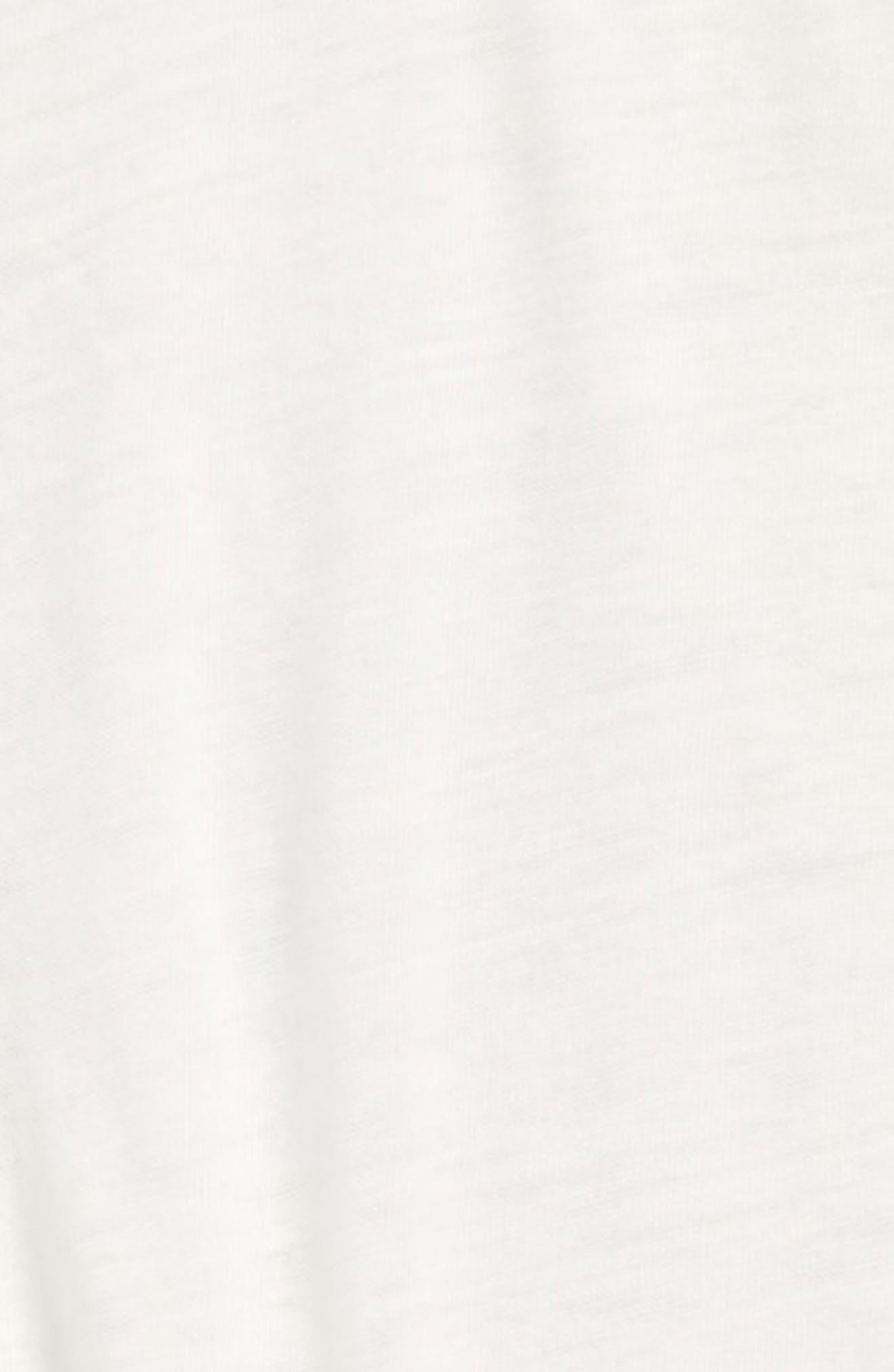 Raglan Sleeve Tee,                             Alternate thumbnail 4, color,