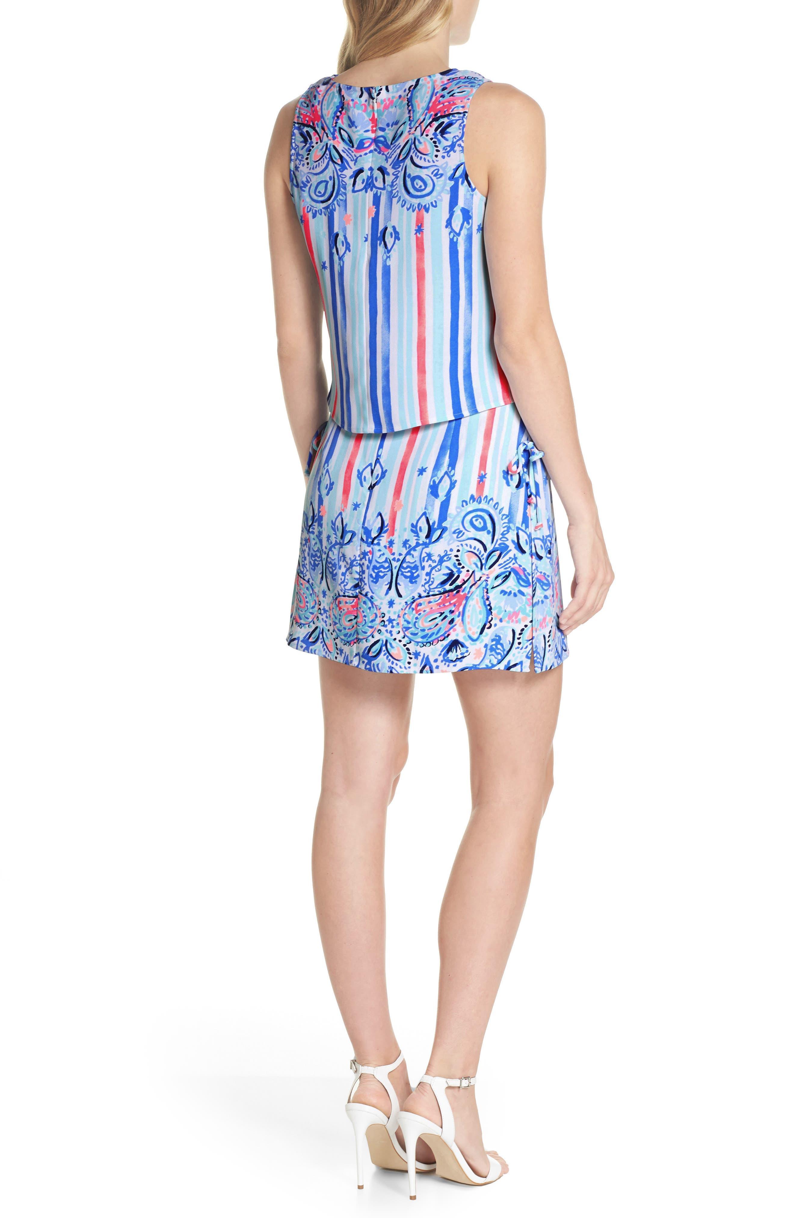 Donna Romper Dress,                             Alternate thumbnail 2, color,                             455