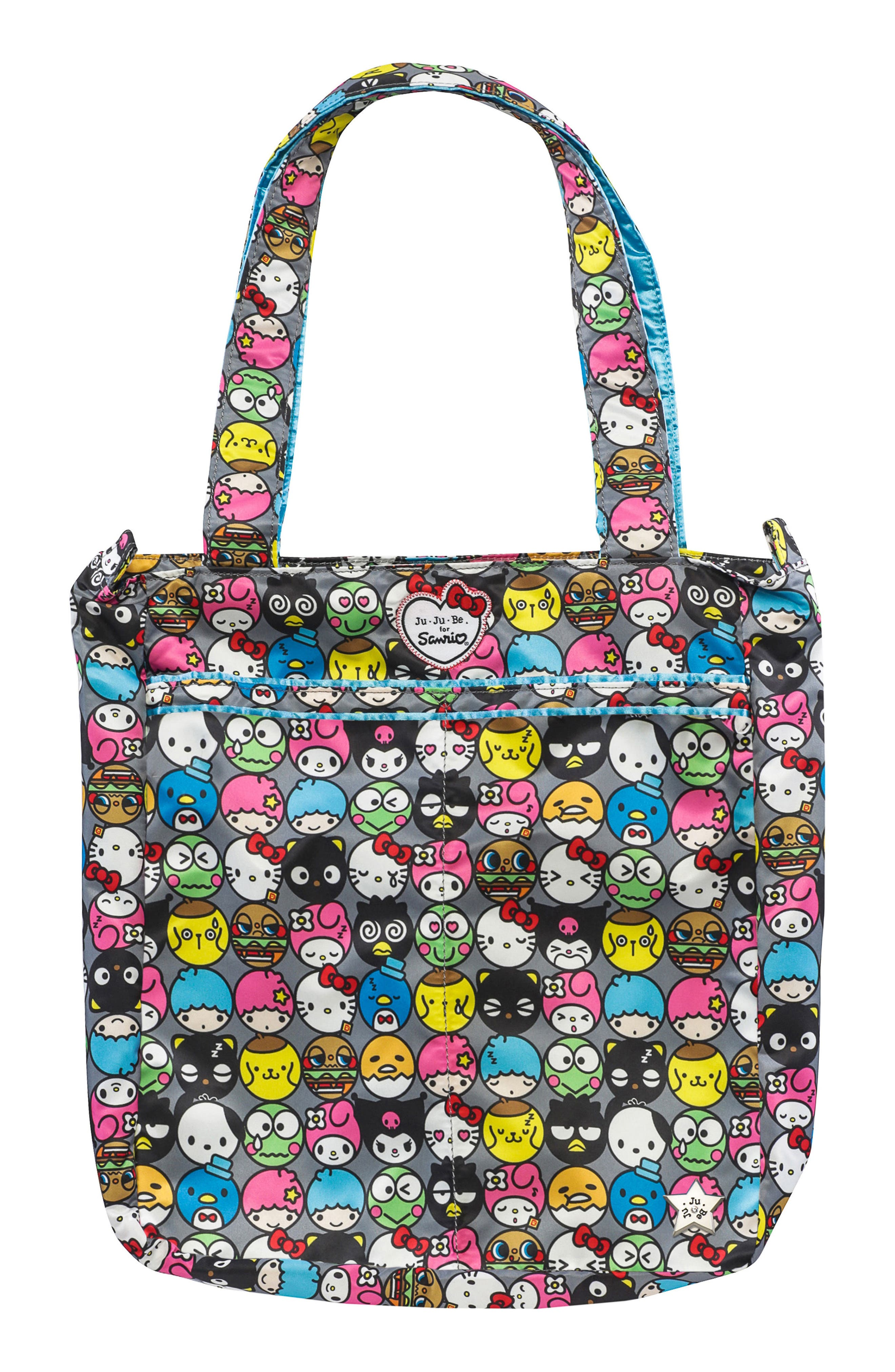 for Hello Kitty<sup>®</sup> 'Be Light' Diaper Bag,                             Main thumbnail 1, color,
