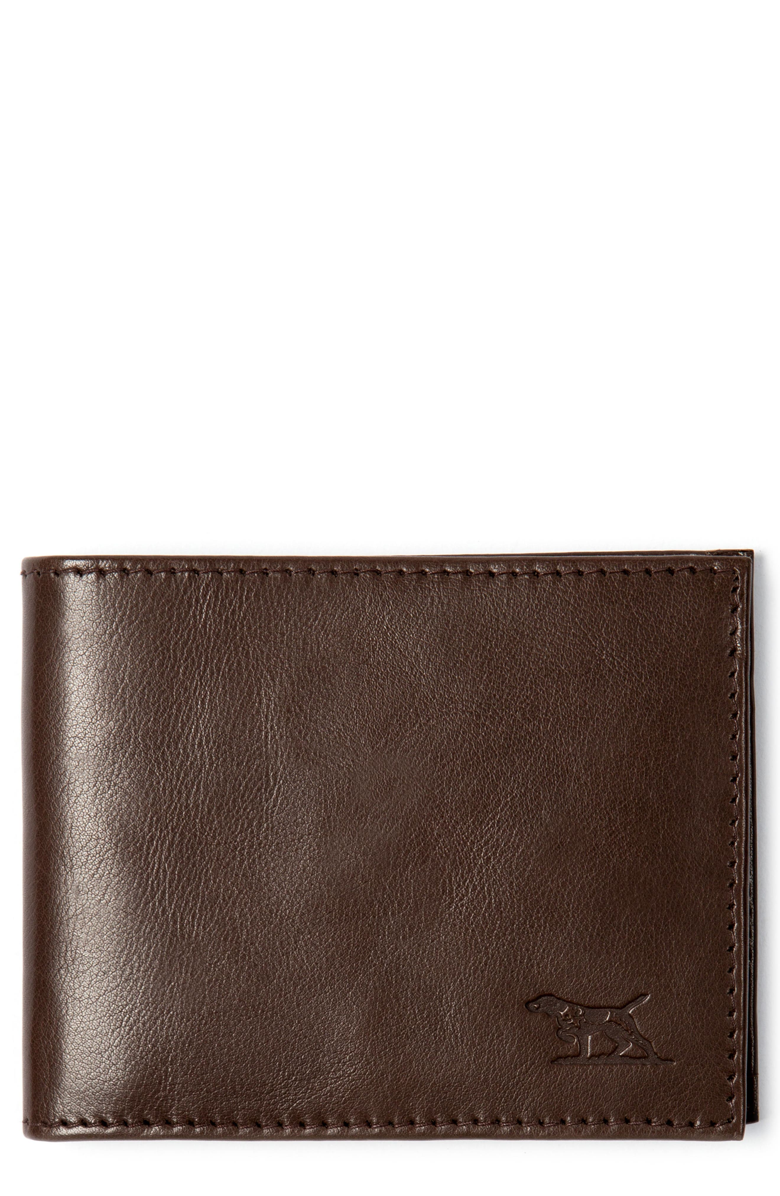 Leeston Wallet,                         Main,                         color, CREEK