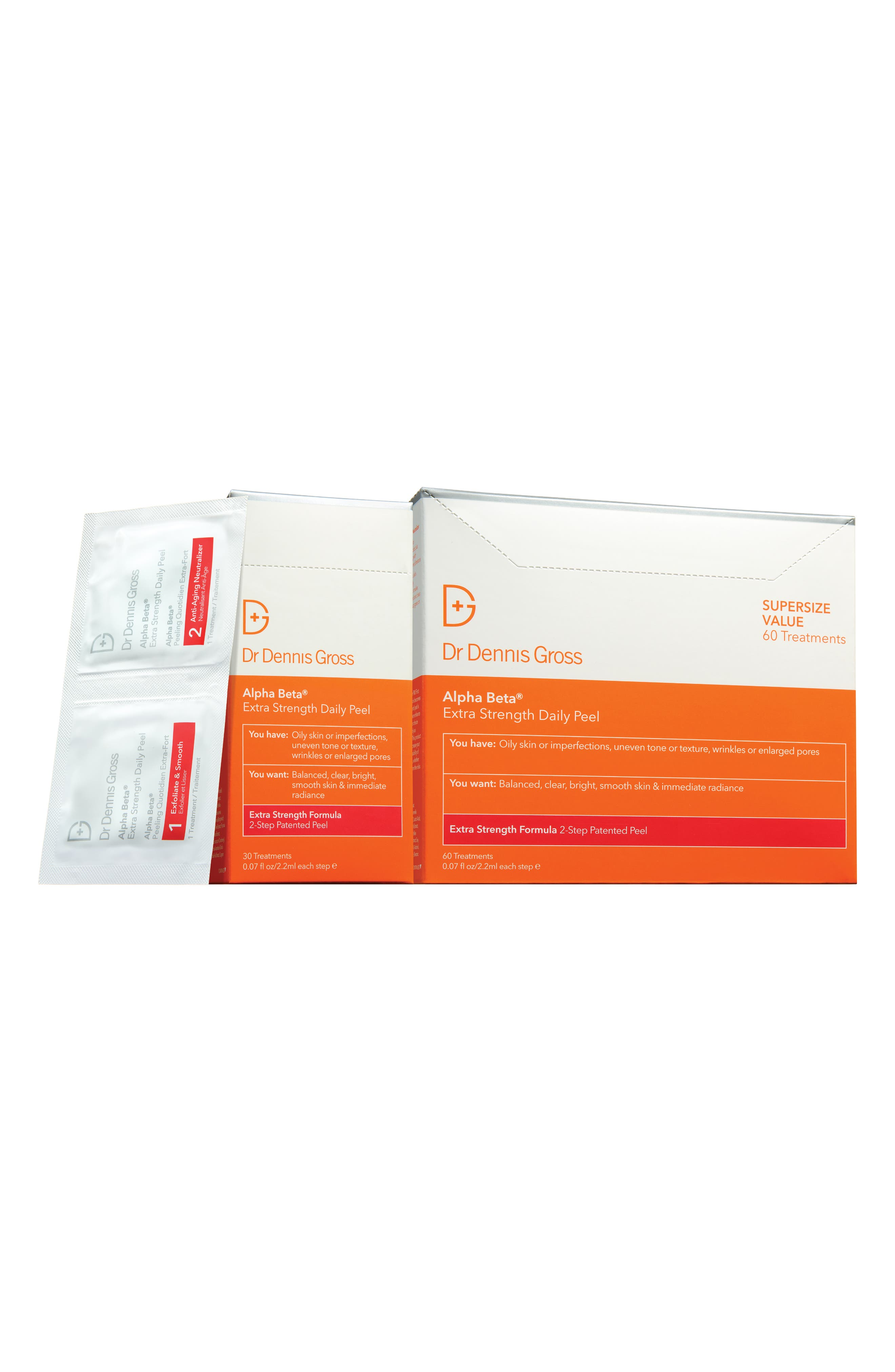 Iconic Radiance Alpha Beta<sup>®</sup> Extra Strength Daily Peel,                             Alternate thumbnail 3, color,