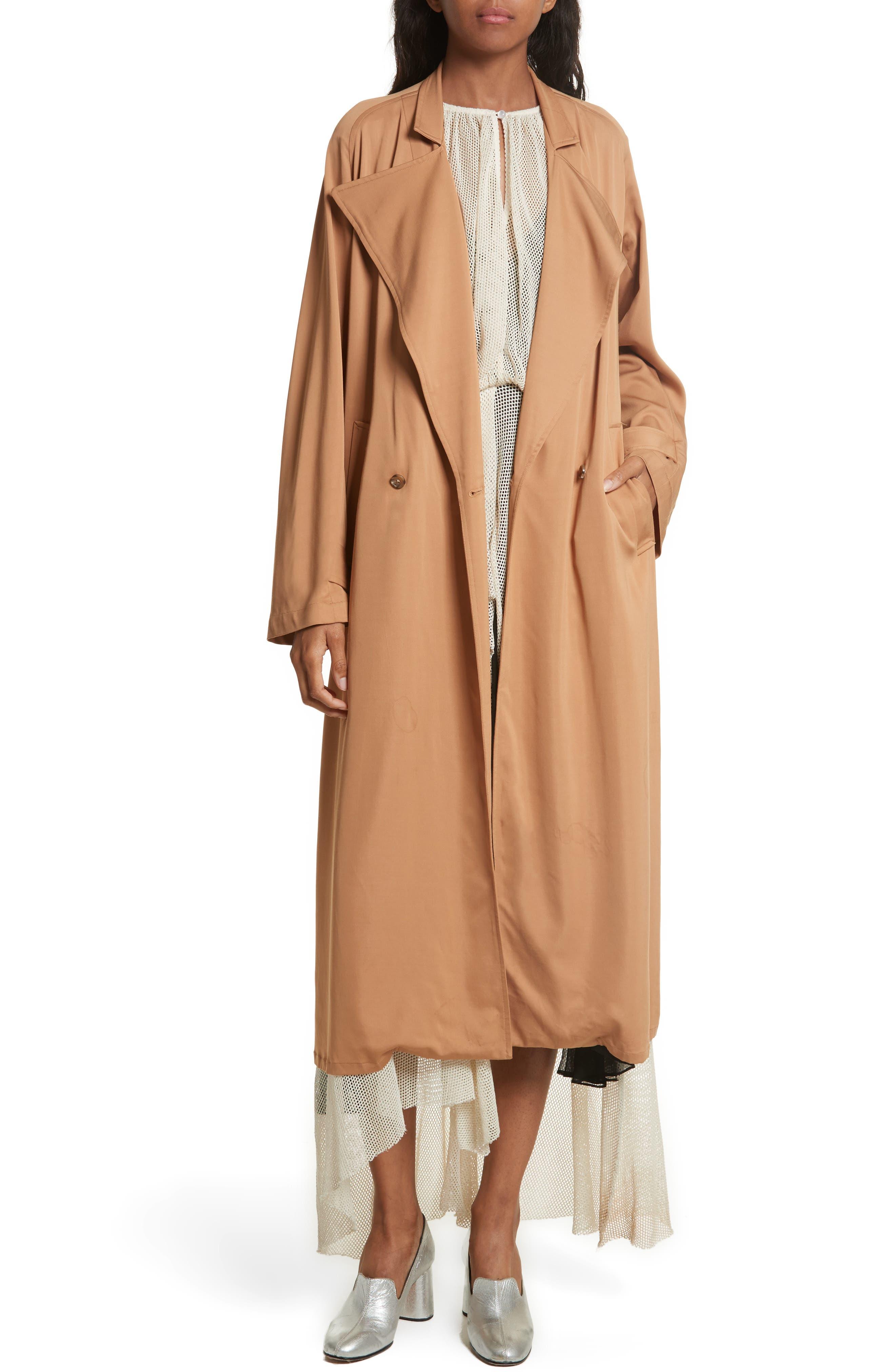 Tangle Ruffle Midi Dress,                             Alternate thumbnail 6, color,                             250