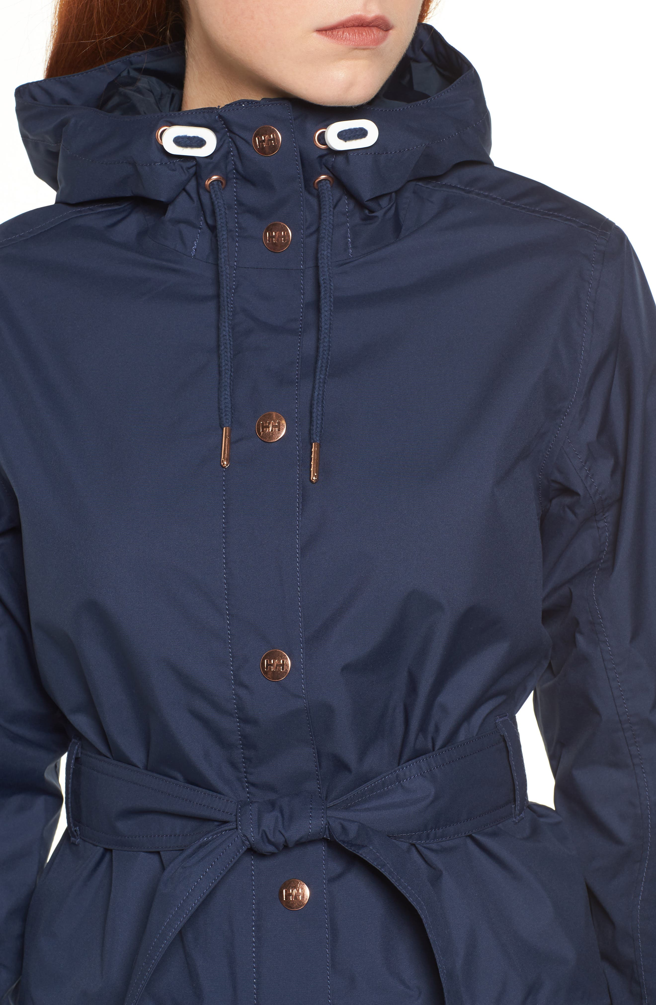 Lyness Rain Jacket,                             Alternate thumbnail 4, color,                             495