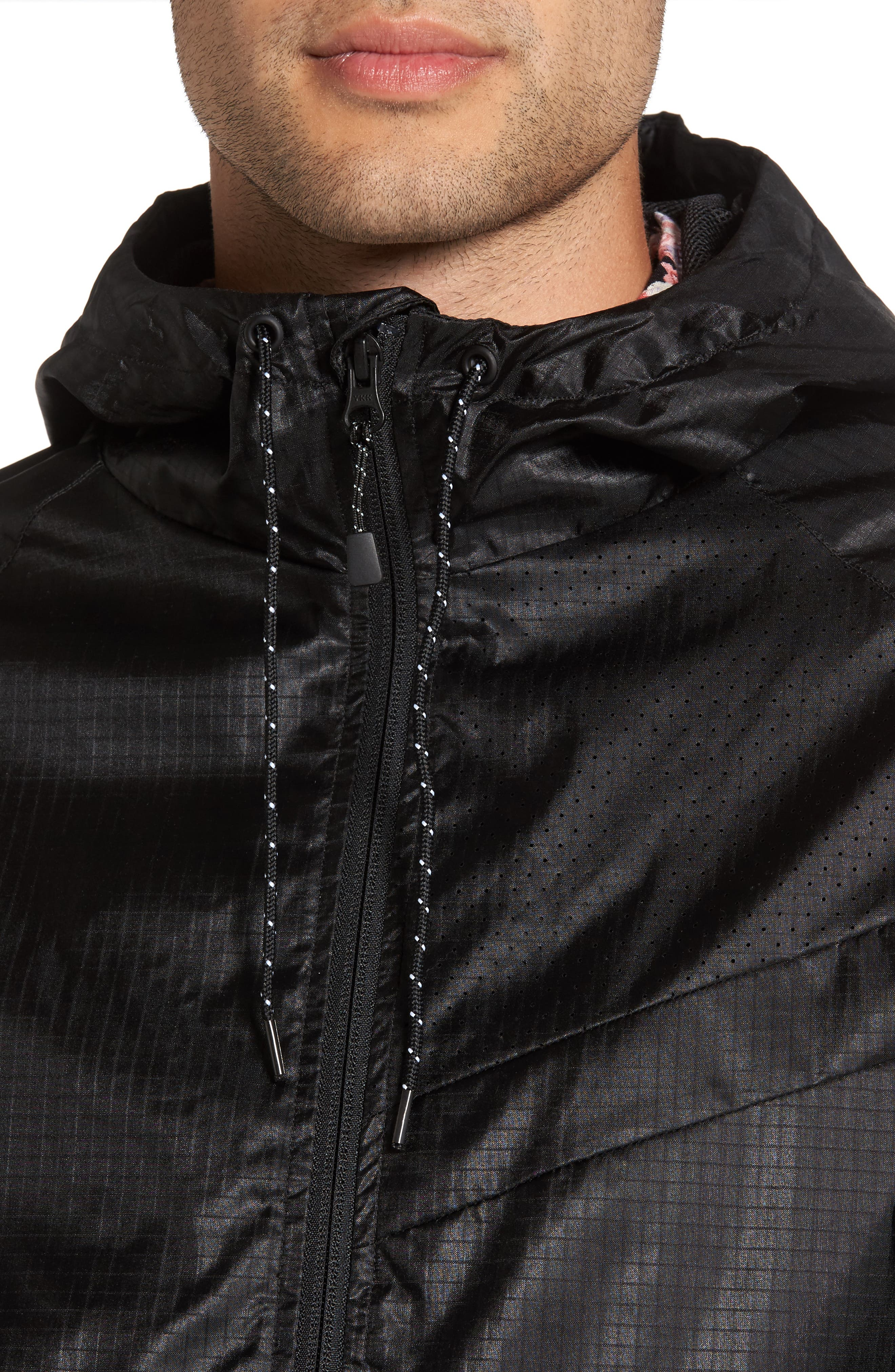 NCT Welder Jacket,                             Alternate thumbnail 4, color,                             001