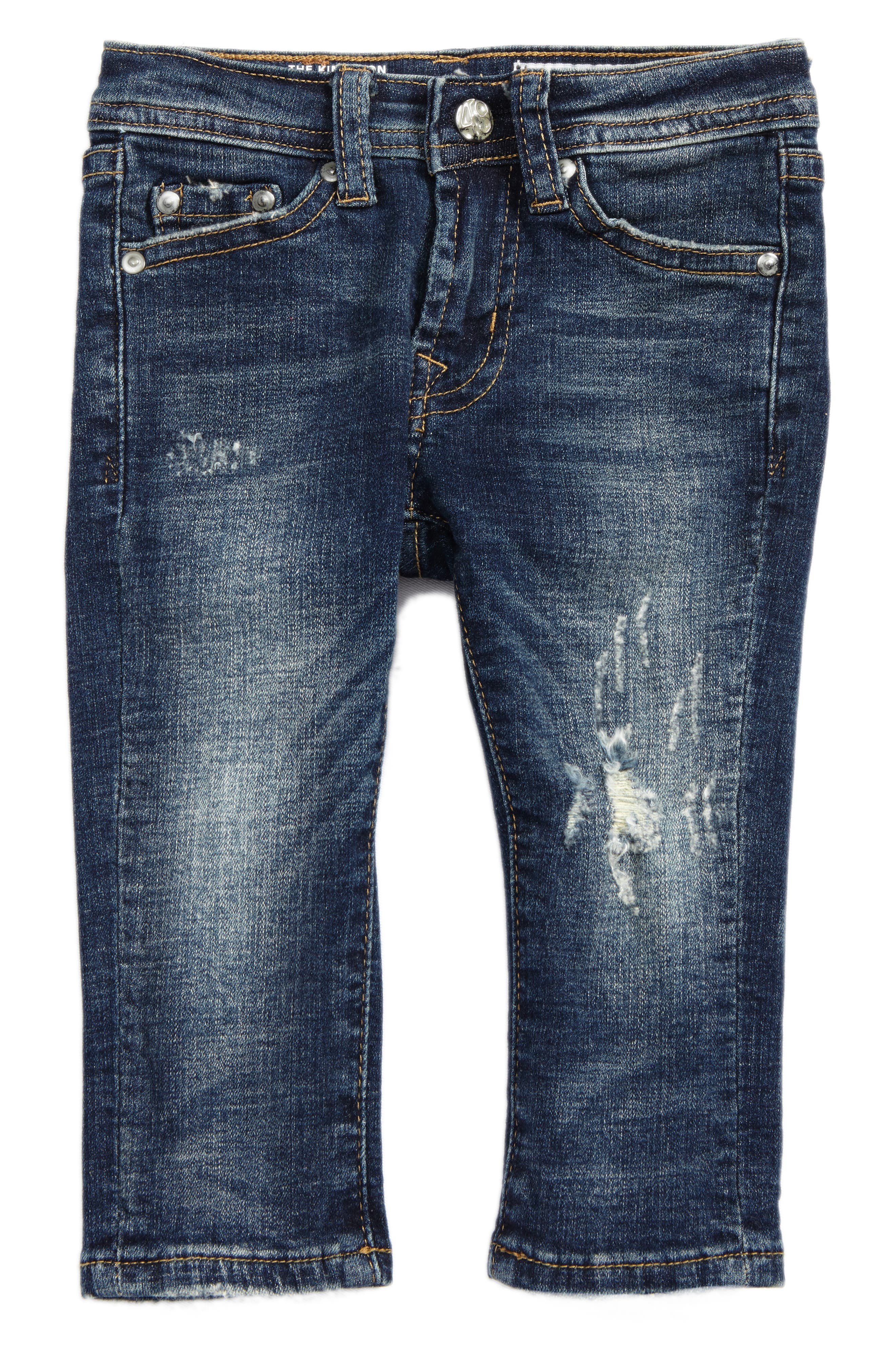 The Kingston Slim Jeans,                         Main,                         color,