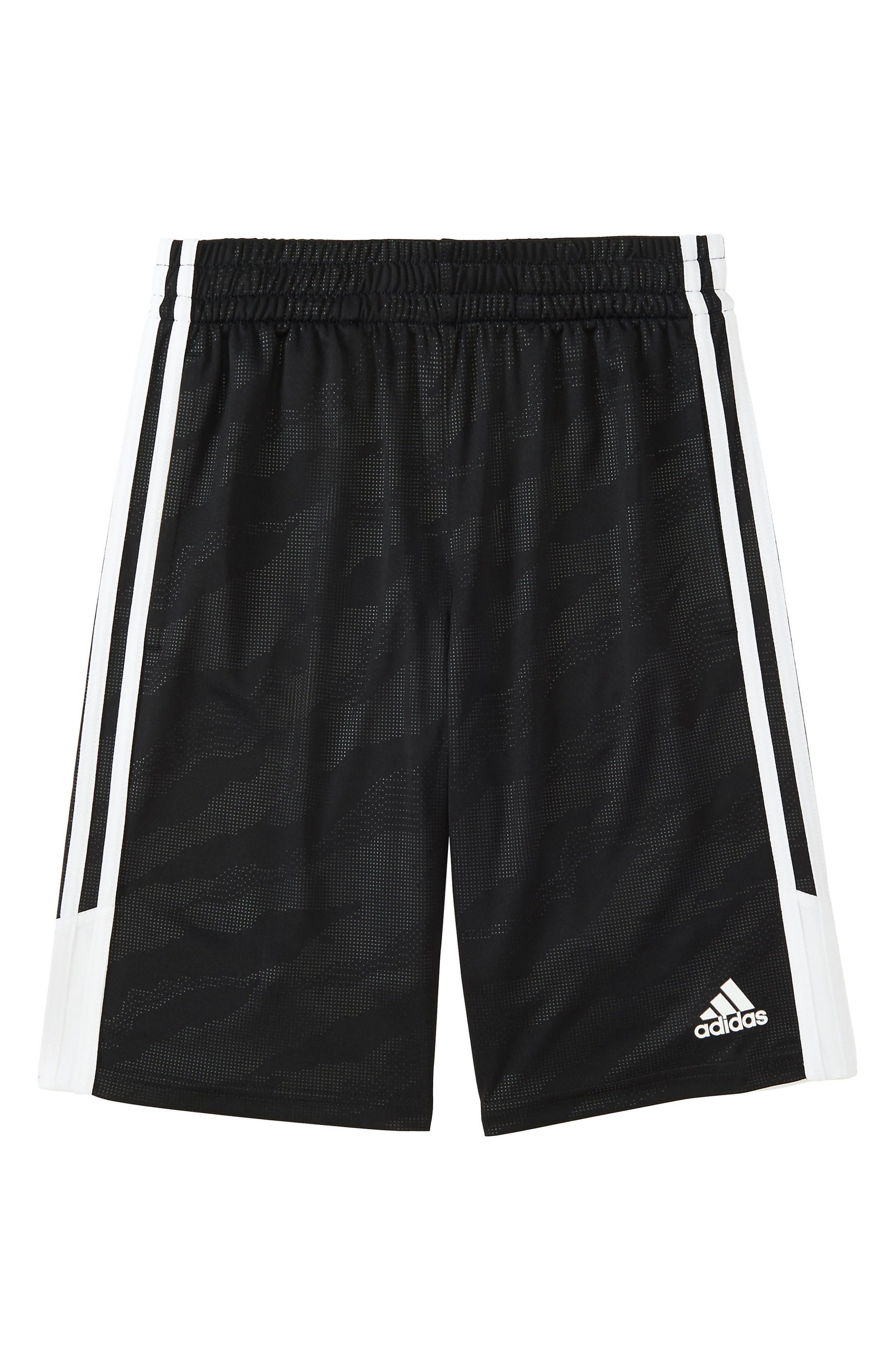 Camo Shorts,                         Main,                         color, BLACK