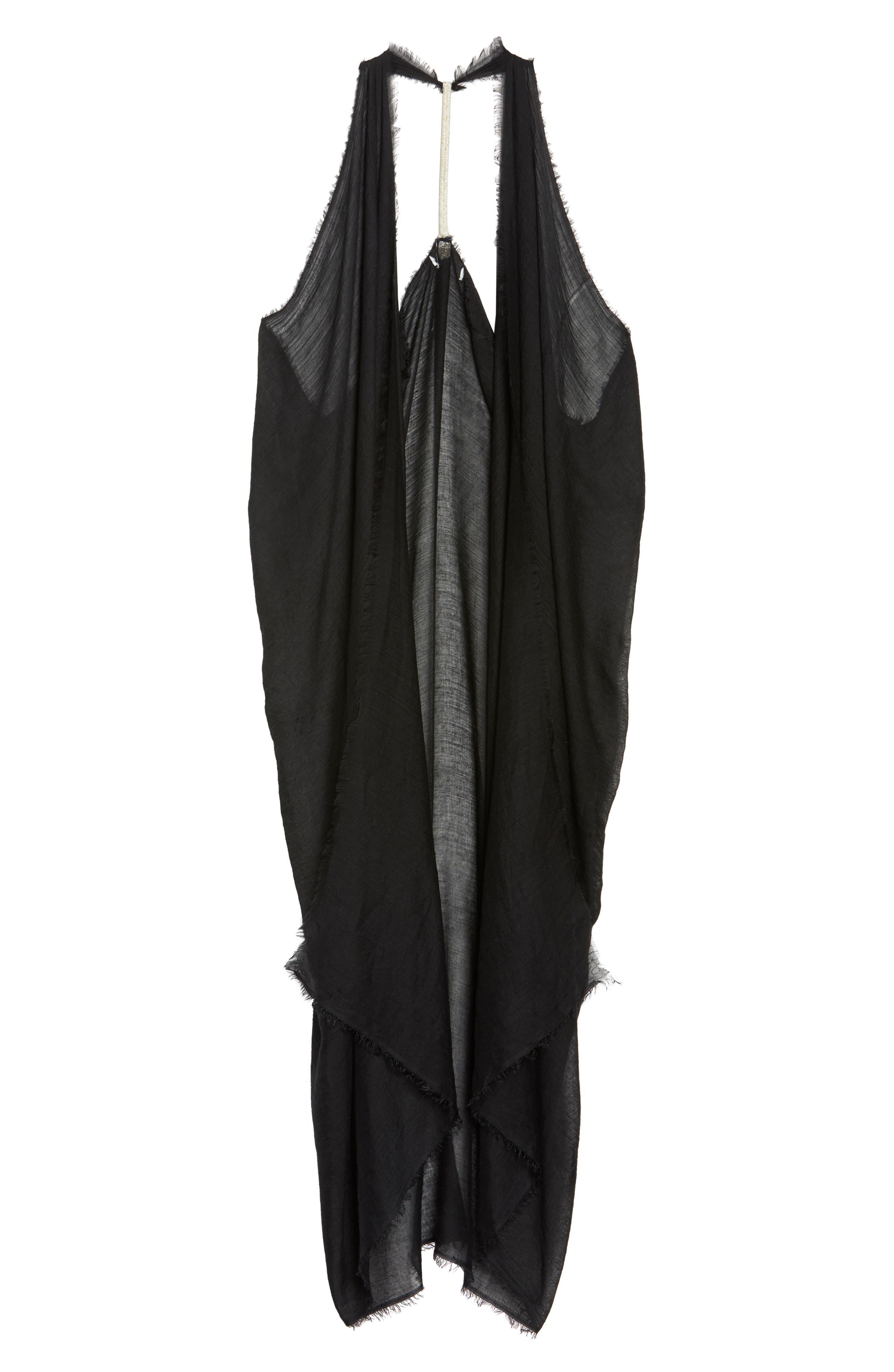 Spirit Cover-Up Vest,                             Alternate thumbnail 9, color,                             001