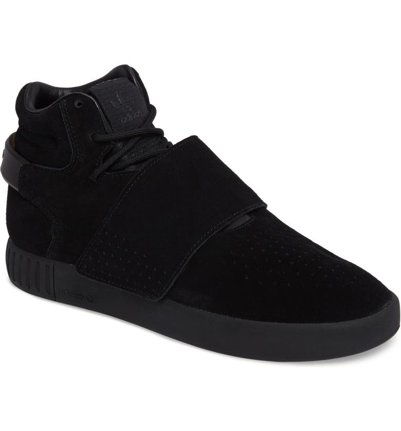 7e7f52ff5da adidas Tubular Invader Strap Shoe (Big Kid)