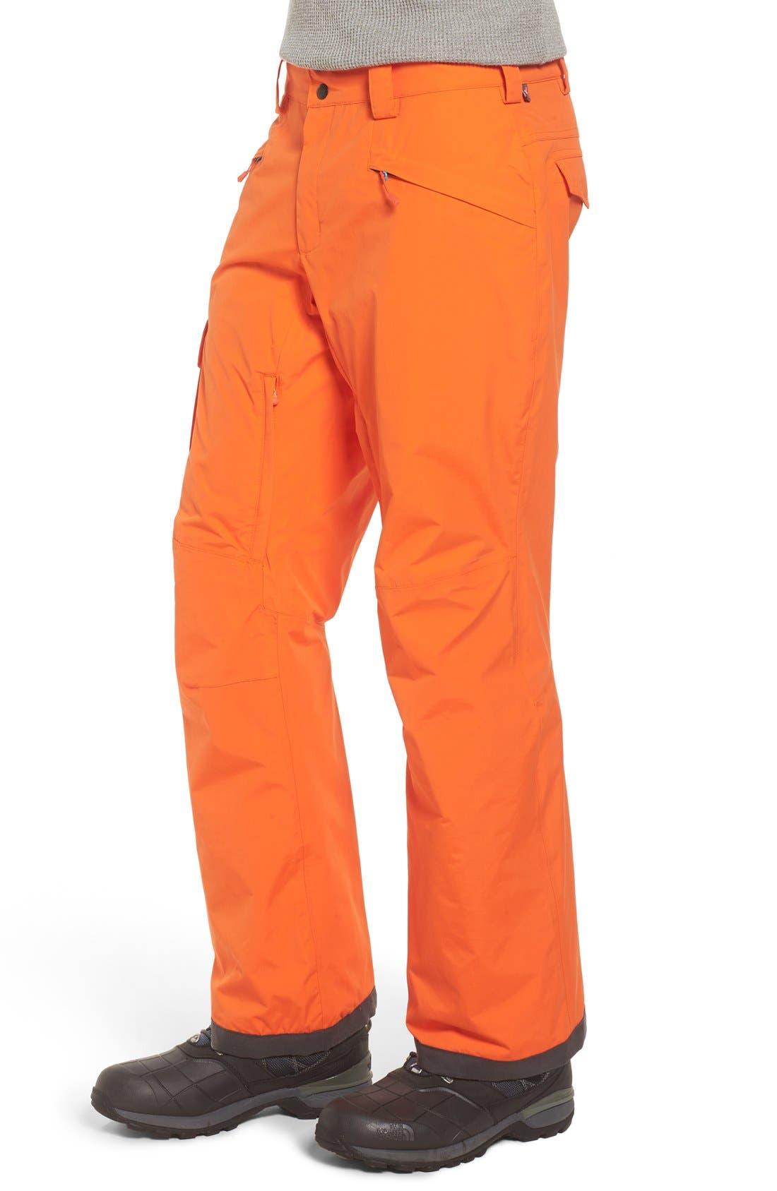 'Sogn' Waterproof PrimaLoft<sup>®</sup> Cargo Snow Pants,                             Alternate thumbnail 24, color,