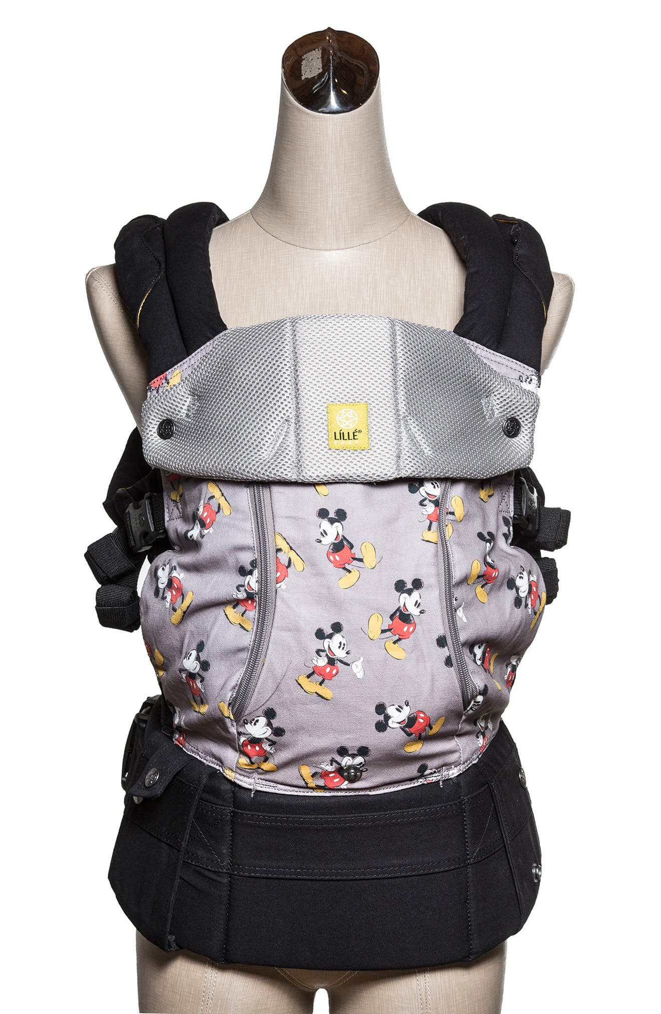 x Disney<sup>®</sup> Complete All Seasons - Mickey Mouse Classic Baby Carrier,                             Main thumbnail 1, color,                             001