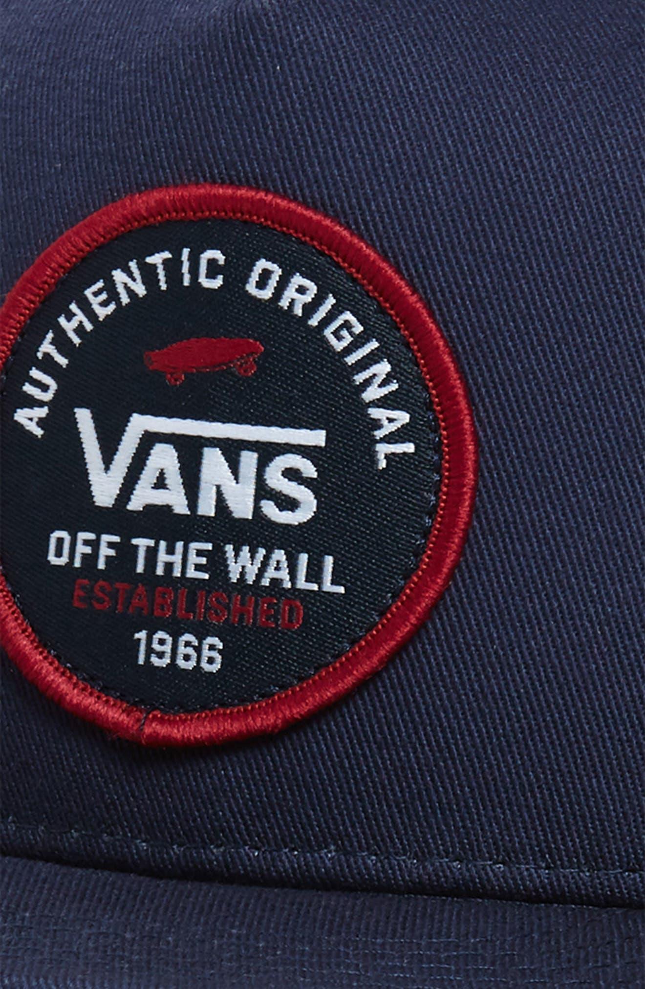 Original Snapback Hat,                             Alternate thumbnail 3, color,                             DRESS BLUES