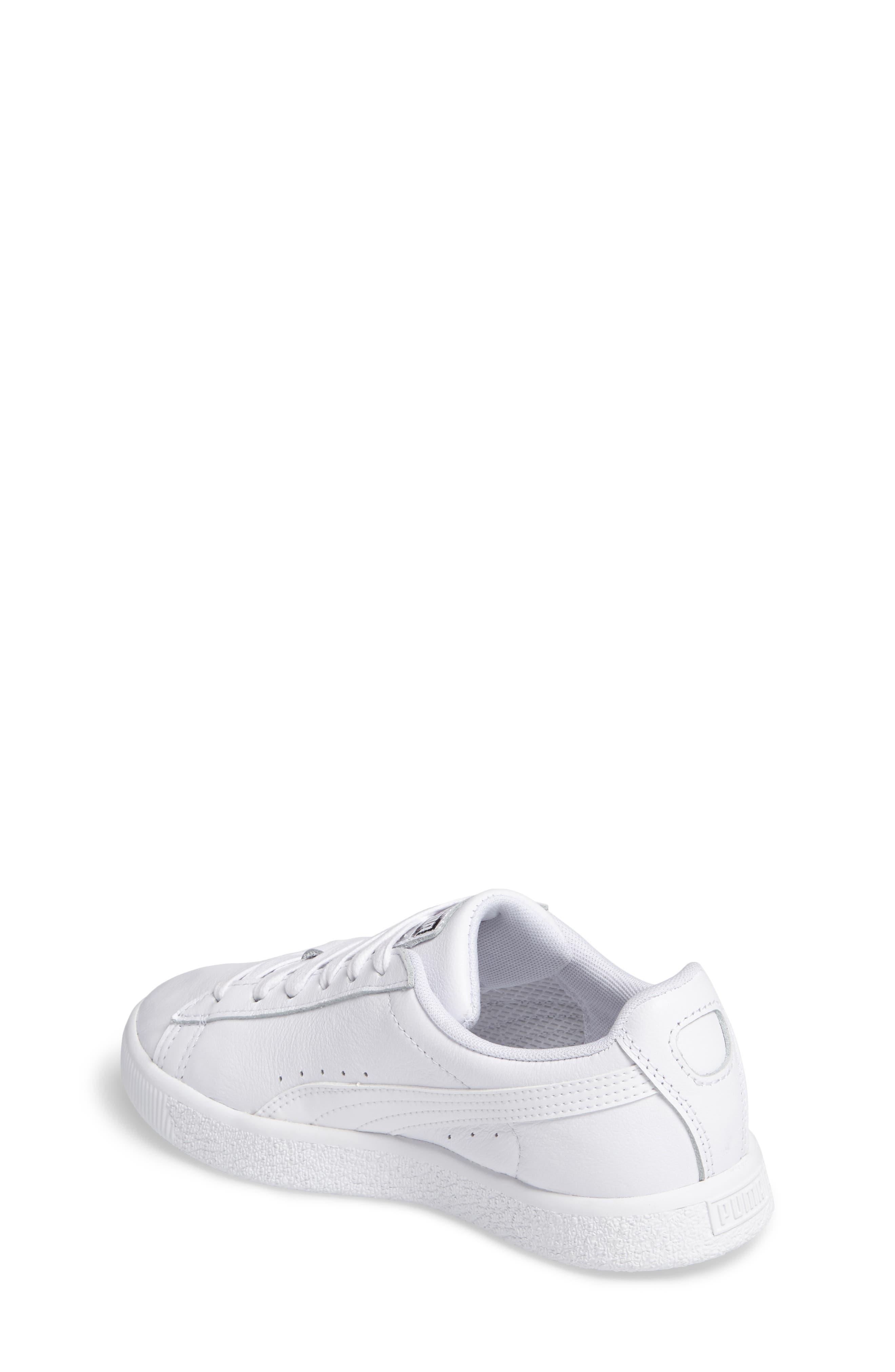 Clyde Core Foil Sneaker,                             Alternate thumbnail 12, color,