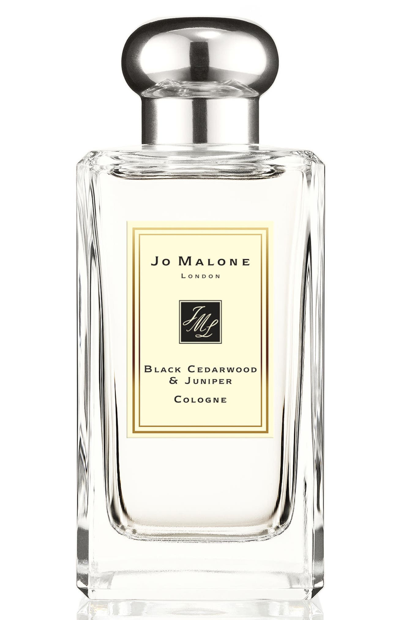 Black Cedarwood & Juniper Cologne,                             Main thumbnail 1, color,                             NO COLOR