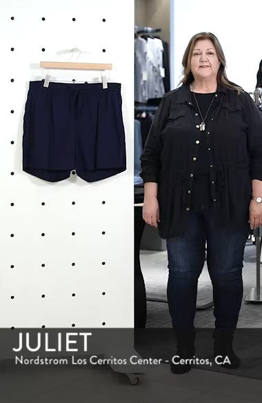 Pull-On Twill Shorts, sales video thumbnail