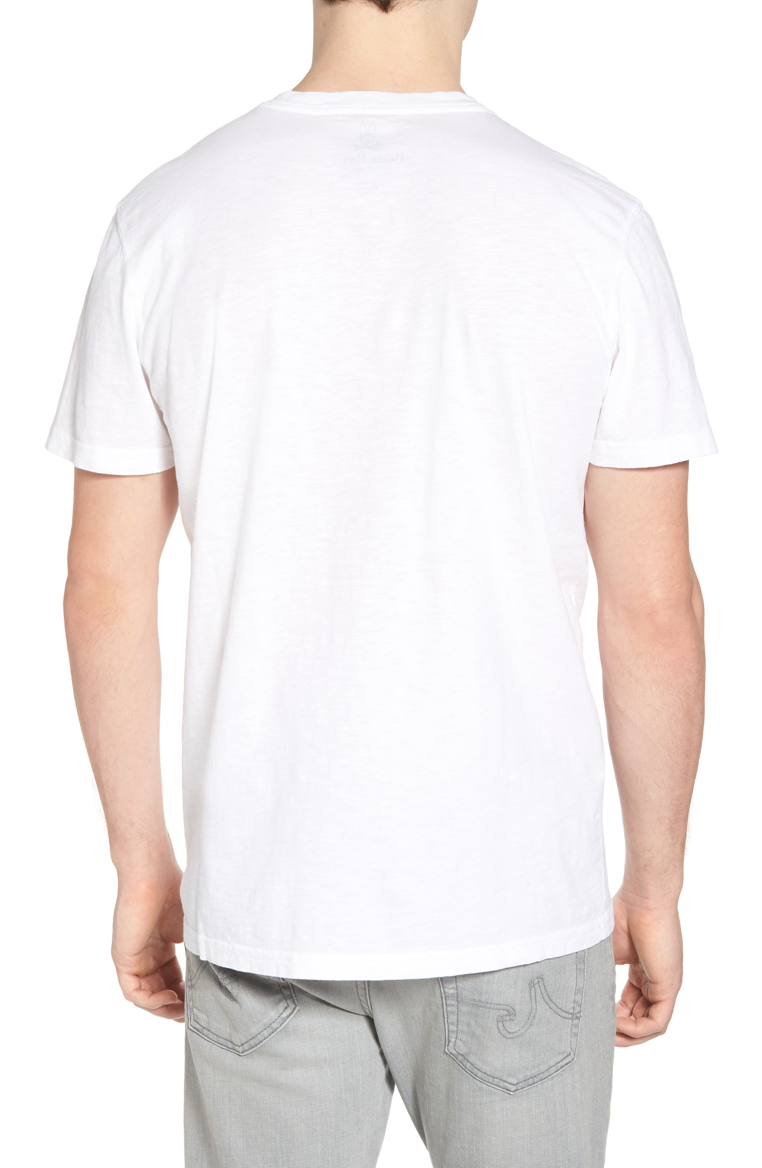 Sunwash Henley T-Shirt,                             Alternate thumbnail 7, color,