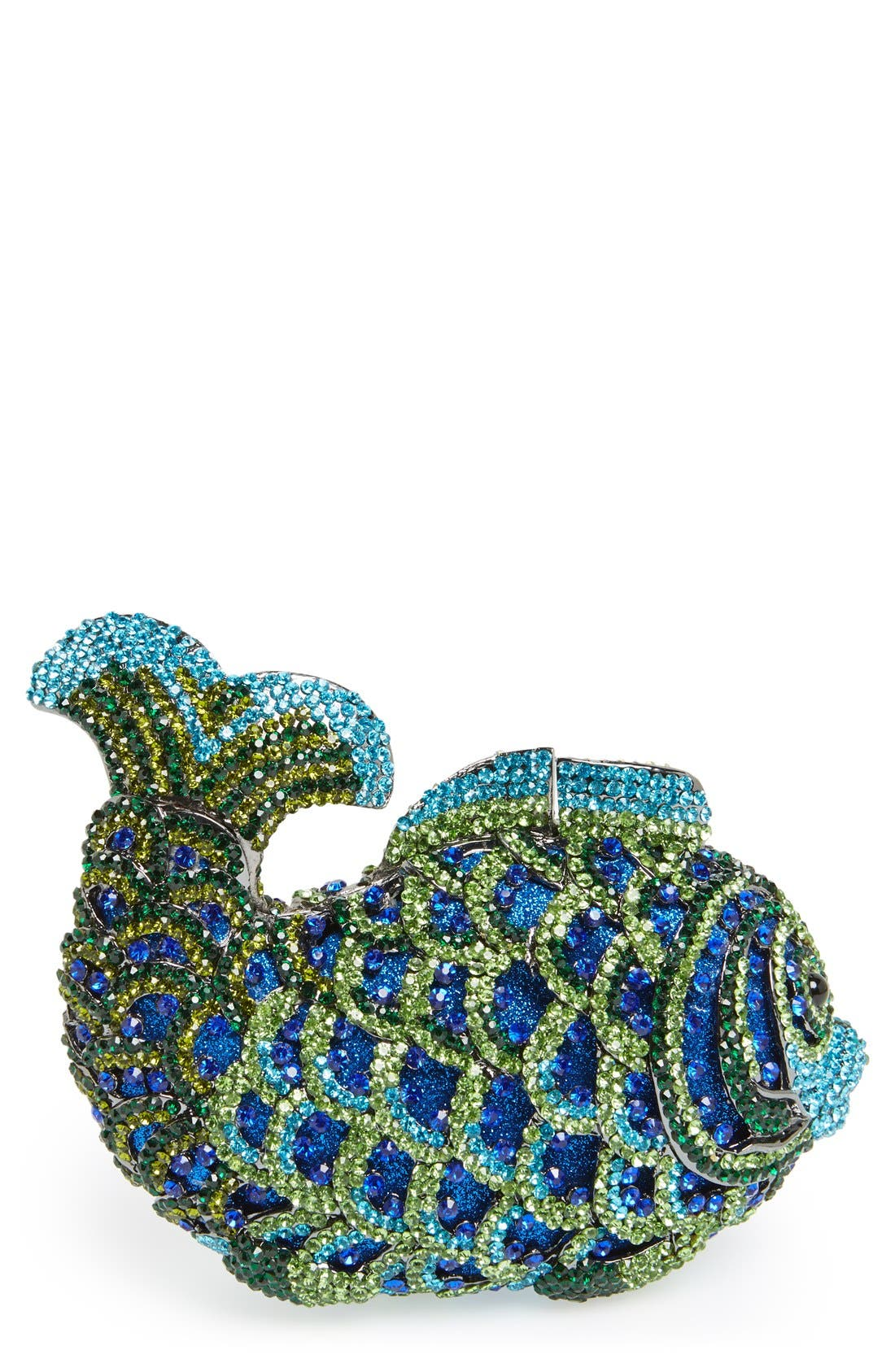 'Fish' Clutch,                             Main thumbnail 1, color,                             400