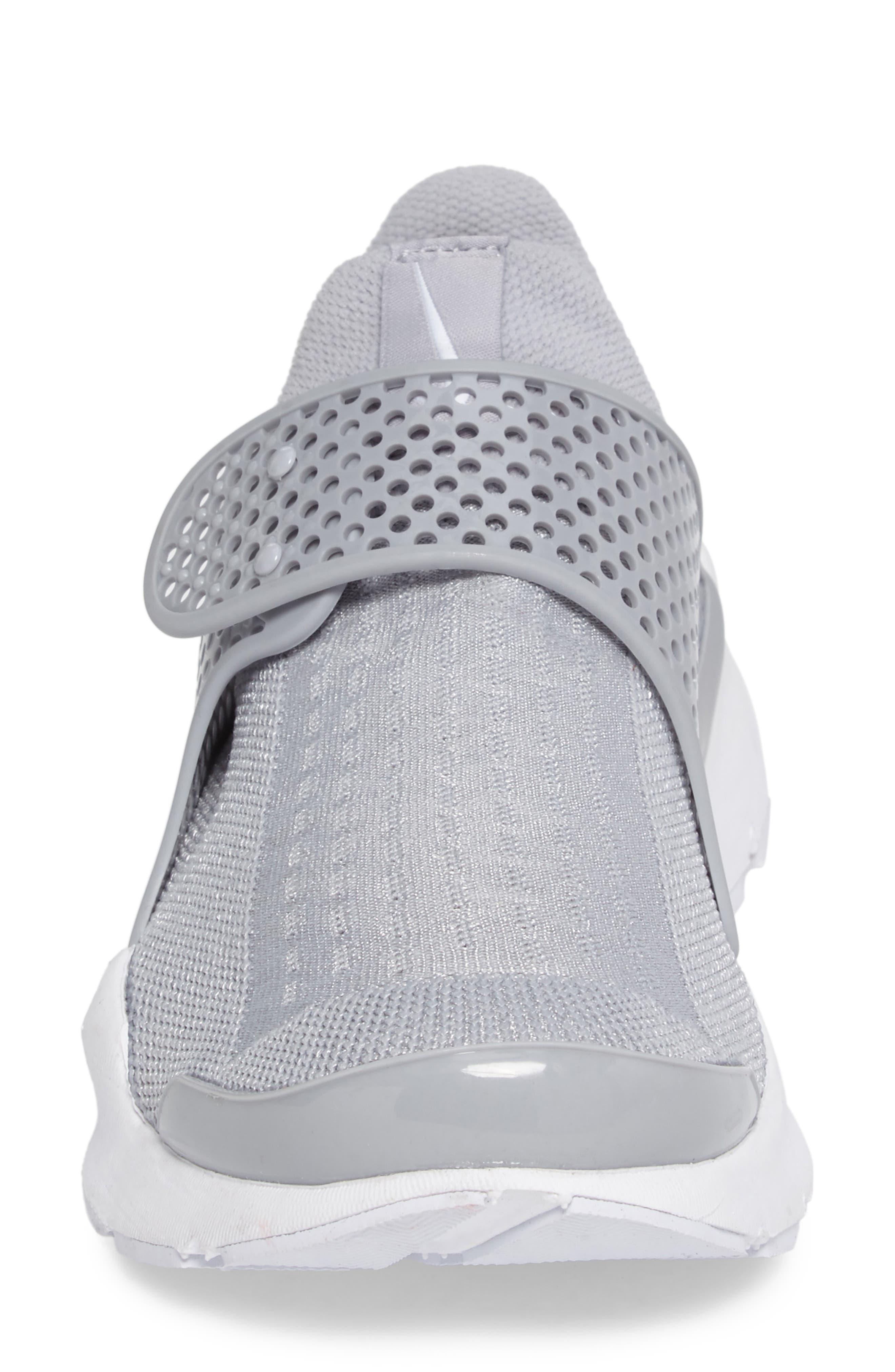 Sock Dart Sneaker,                             Alternate thumbnail 4, color,                             020