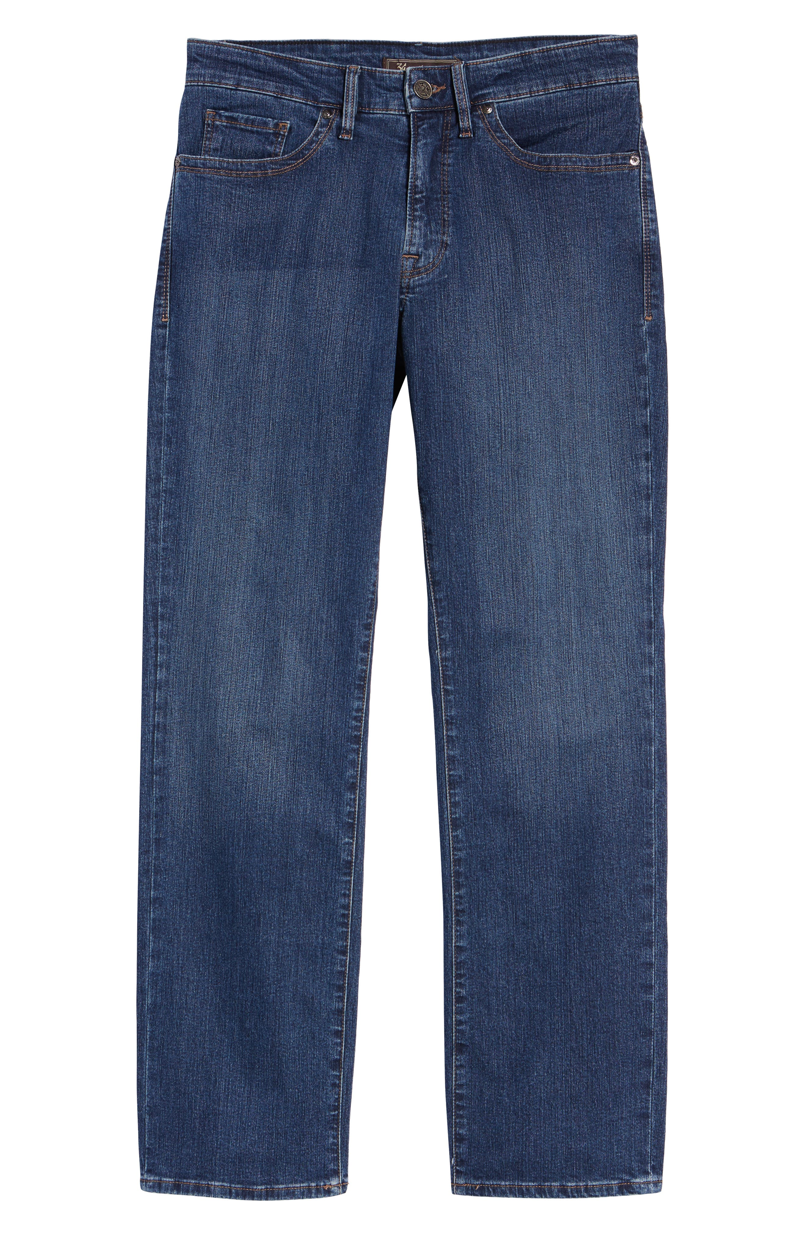 34 HERITAGE,                             'Charisma' Classic Relaxed Fit Jeans,                             Alternate thumbnail 2, color,                             MID COMFORT