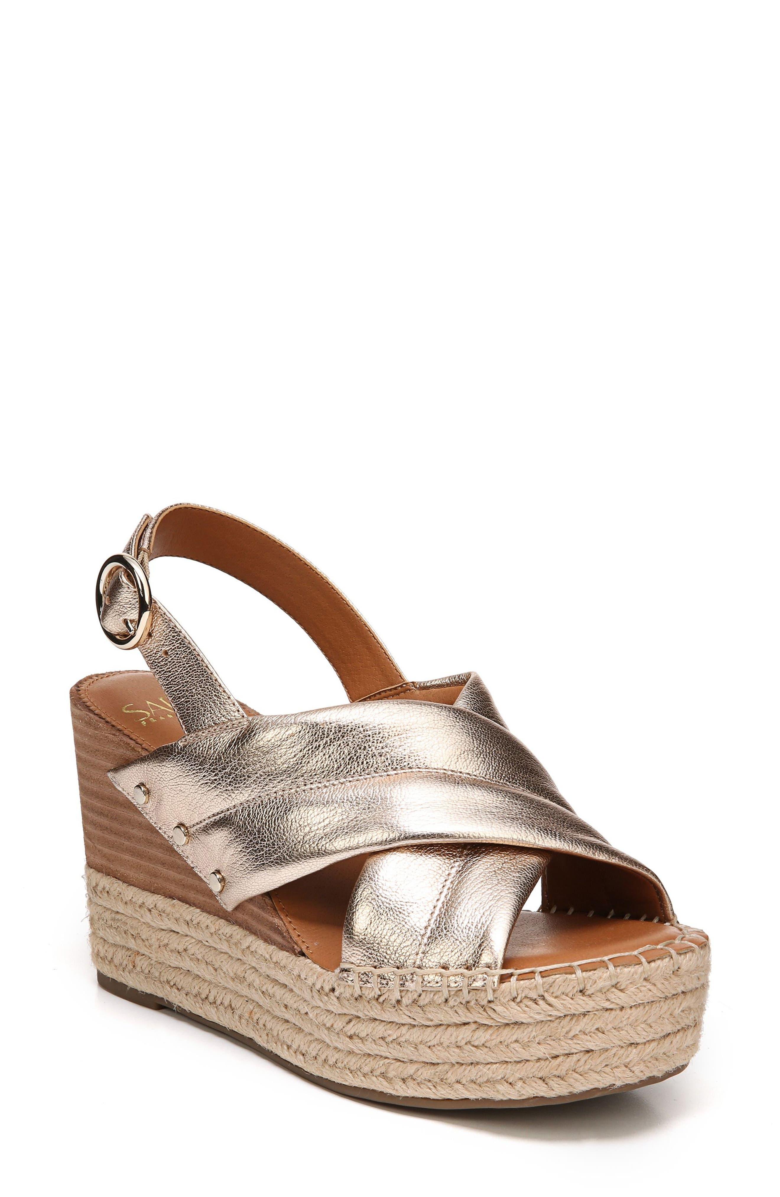 Niva Espadrille Wedge Sandal,                             Main thumbnail 5, color,
