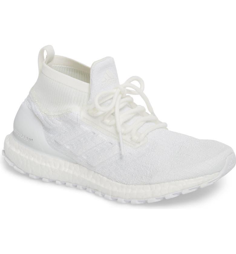 59ac97fe627 adidas UltraBoost All Terrain Water Resistant Running Shoe (Men ...