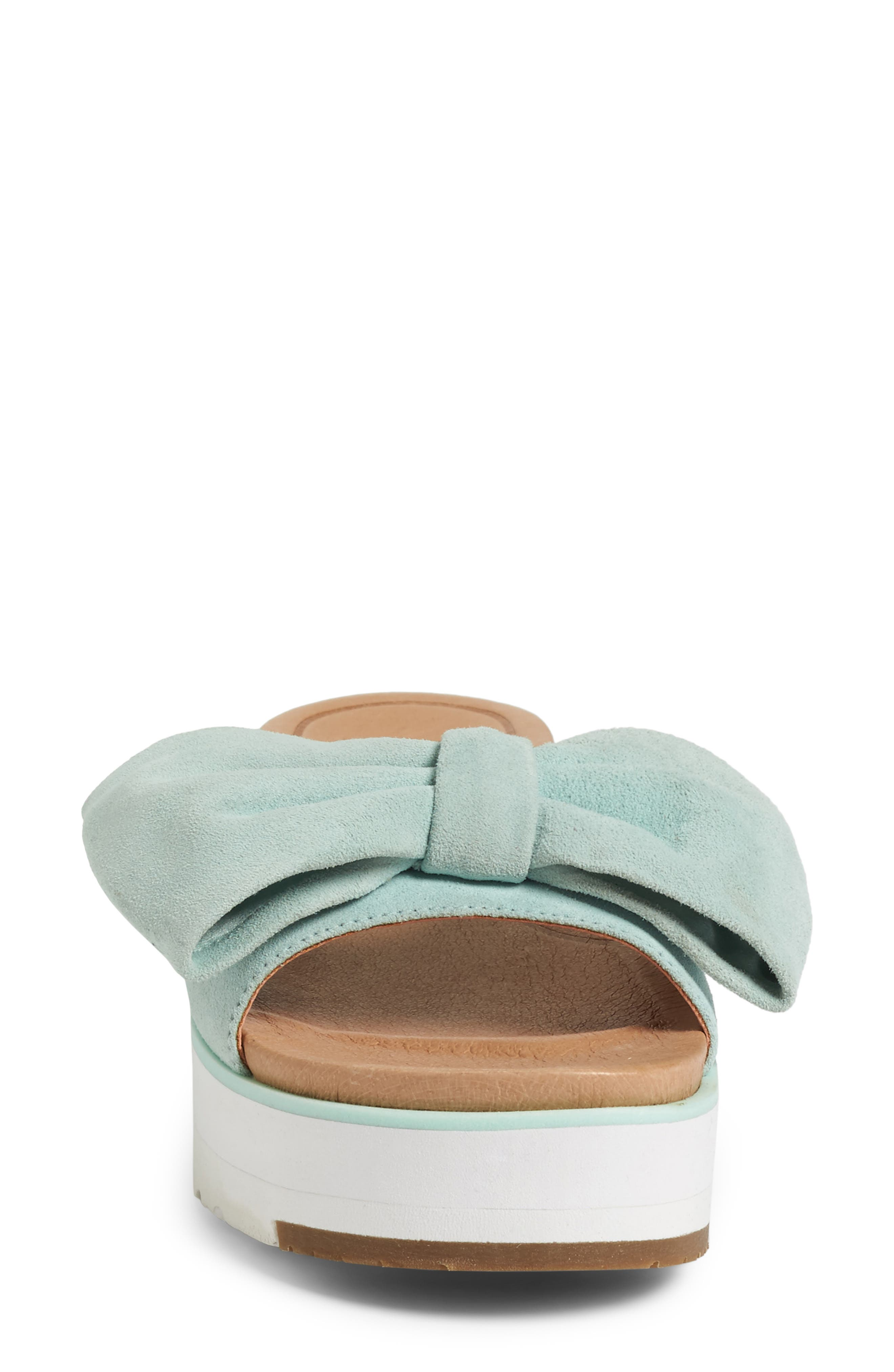 UGG<SUP>®</SUP>,                             Joan Platform Sandal,                             Alternate thumbnail 4, color,                             450