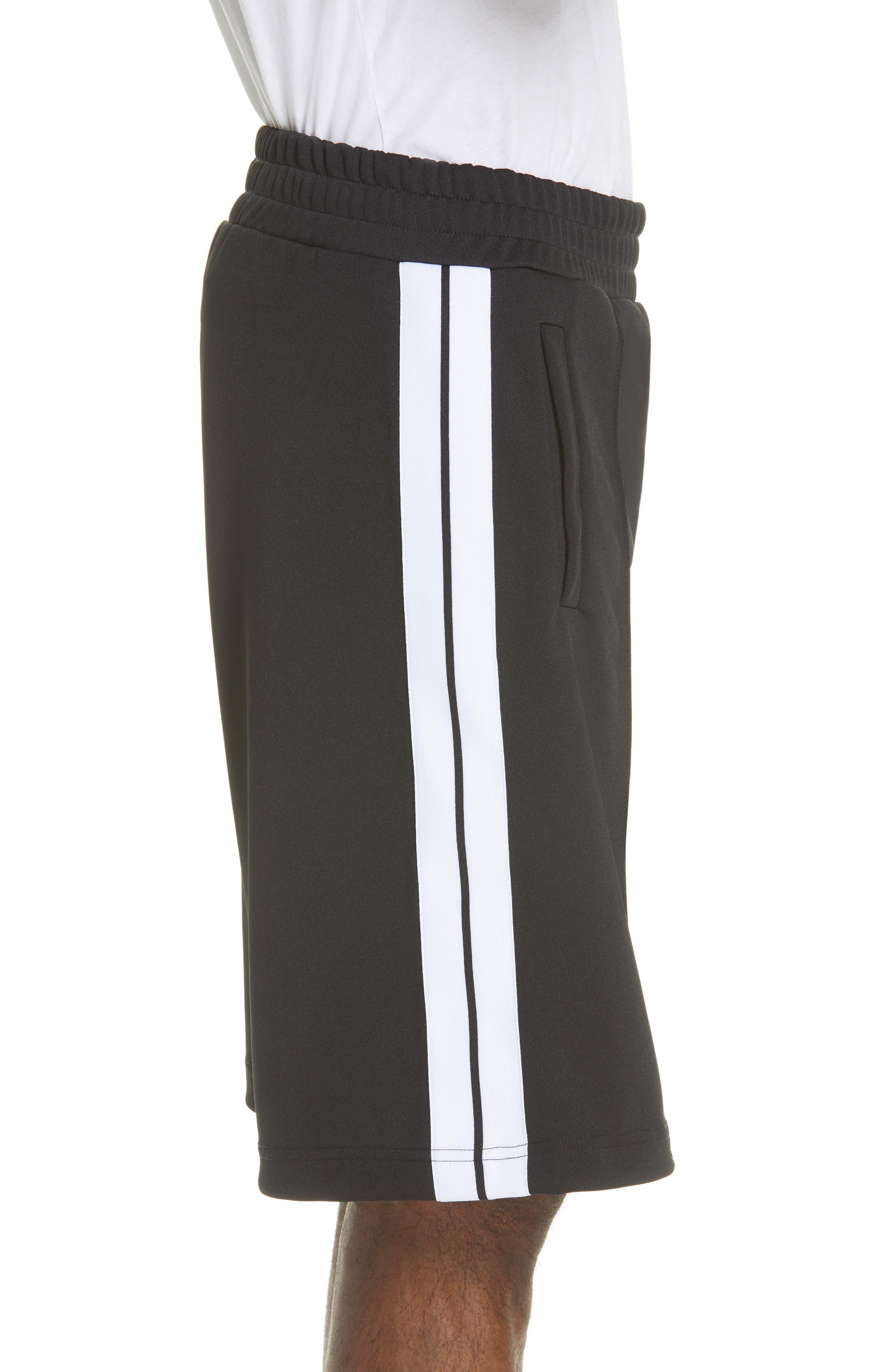 Track Shorts,                             Alternate thumbnail 3, color,                             BLACK