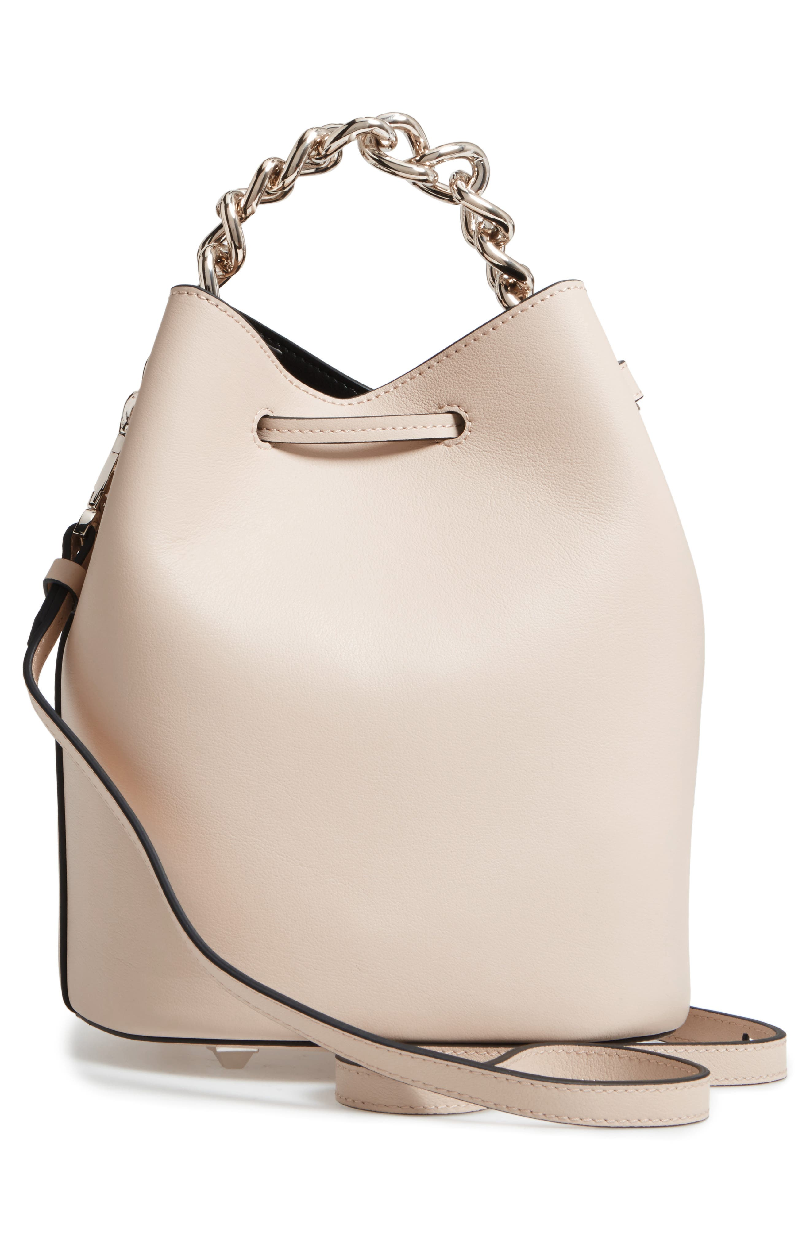 Mini Ladie Bucket Bag,                             Alternate thumbnail 3, color,                             260
