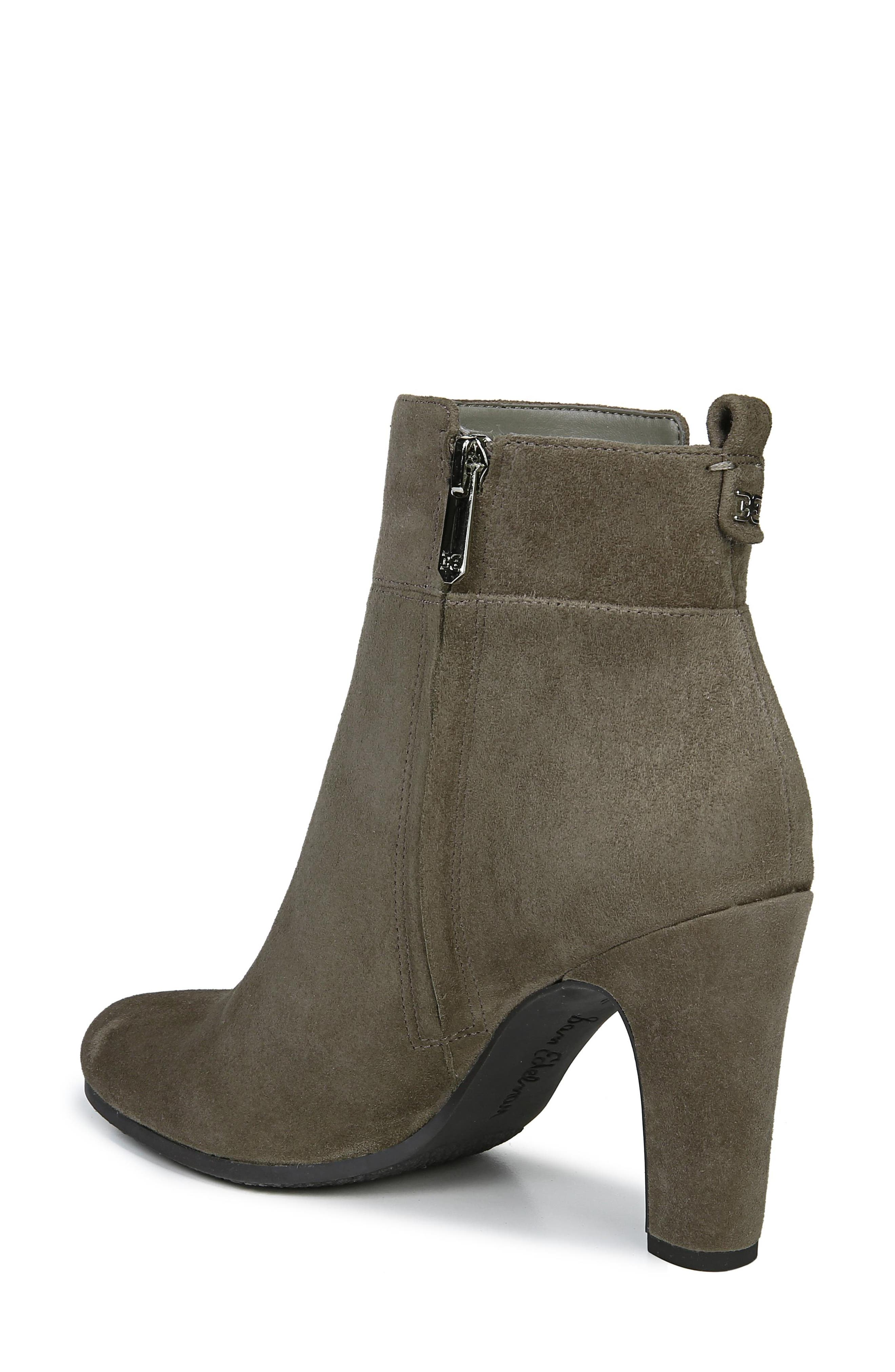 Sianna Bootie,                             Alternate thumbnail 2, color,                             FLINT GREY SUEDE