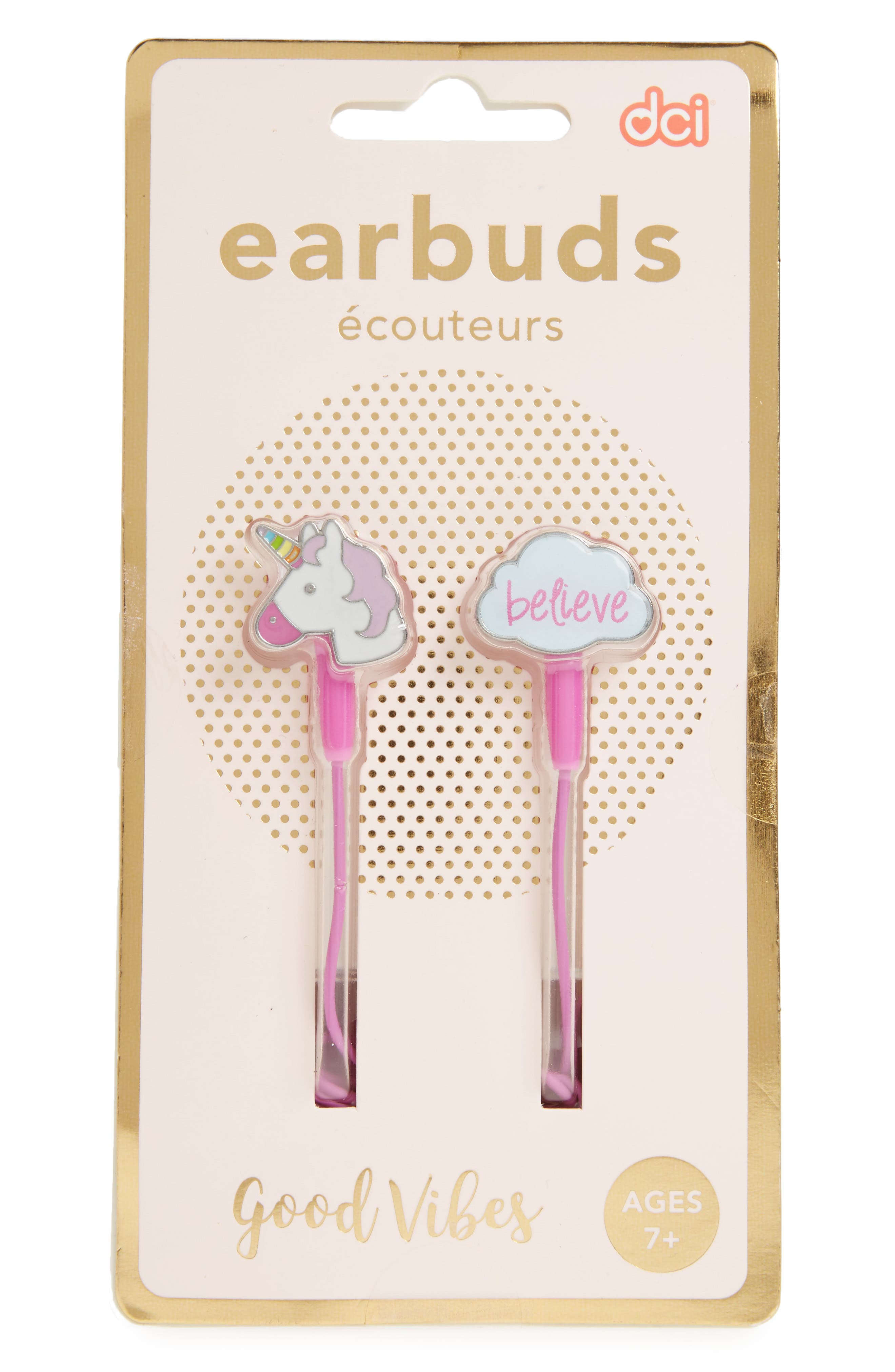 Good Vibes Earbuds,                             Main thumbnail 1, color,                             100